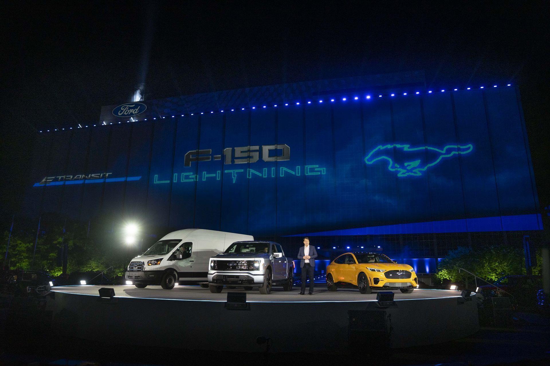 F-150 Lightning Reveal