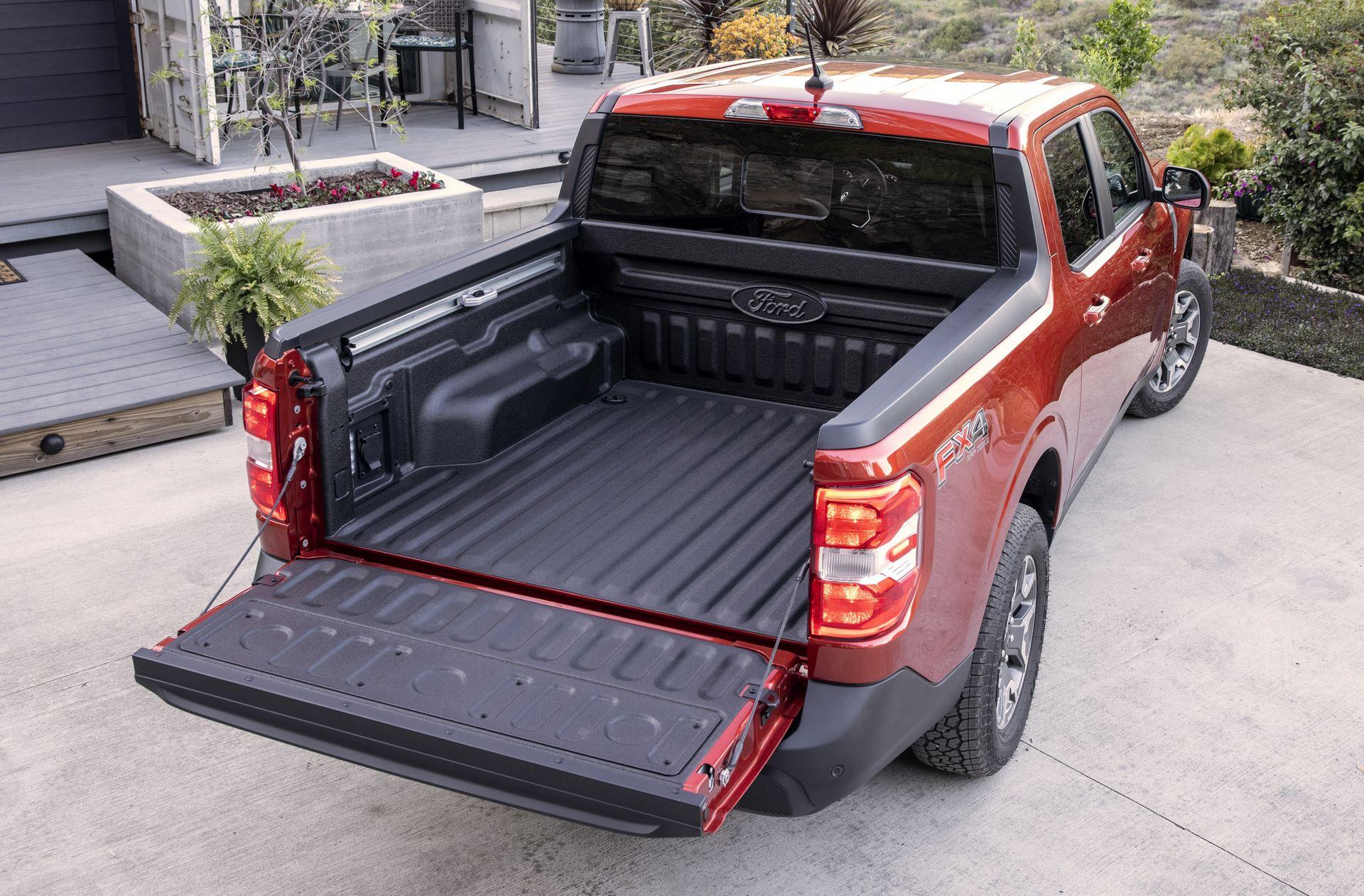 2022 Ford Maverick FLEXBED™
