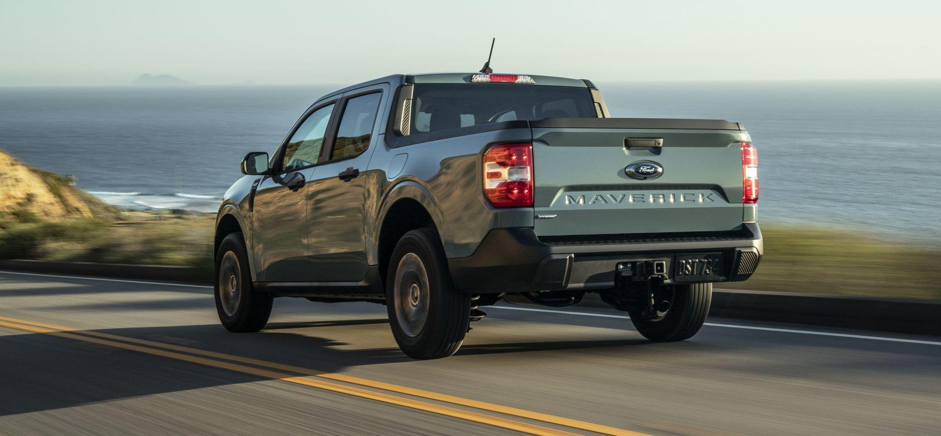 2022 Ford Maverick Hybrid XLT
