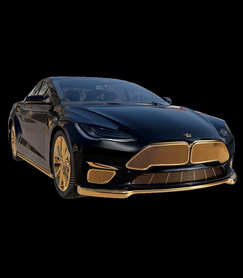 Gold-Tesla-Model-S-Plaid-Caviar-Model-Excellence-24K-2