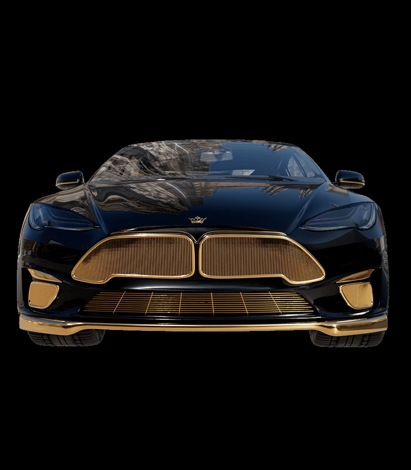 Gold-Tesla-Model-S-Plaid-Caviar-Model-Excellence-24K-3