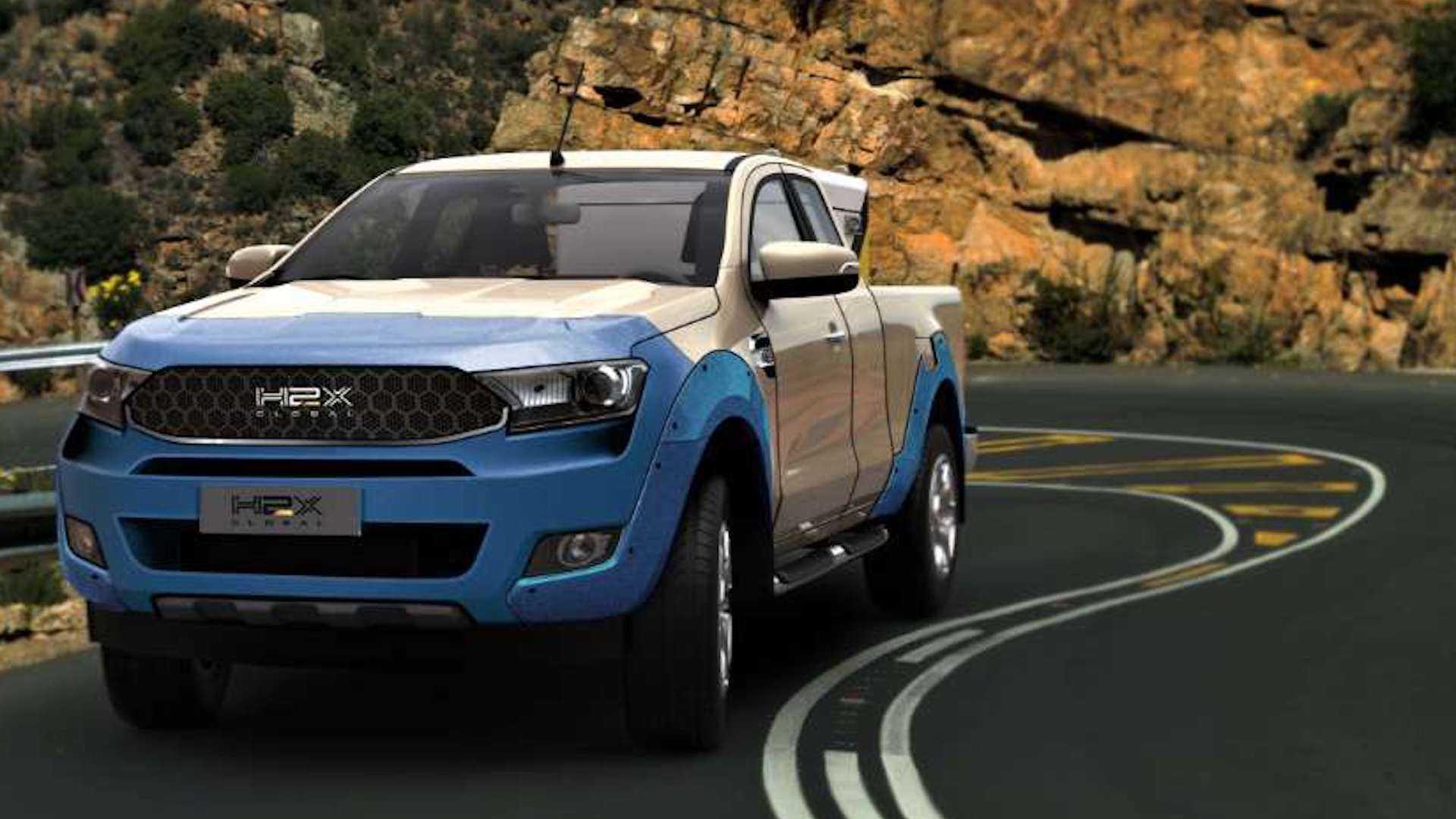 h2x-warrego-ford-ranger-hydrogen-fcev