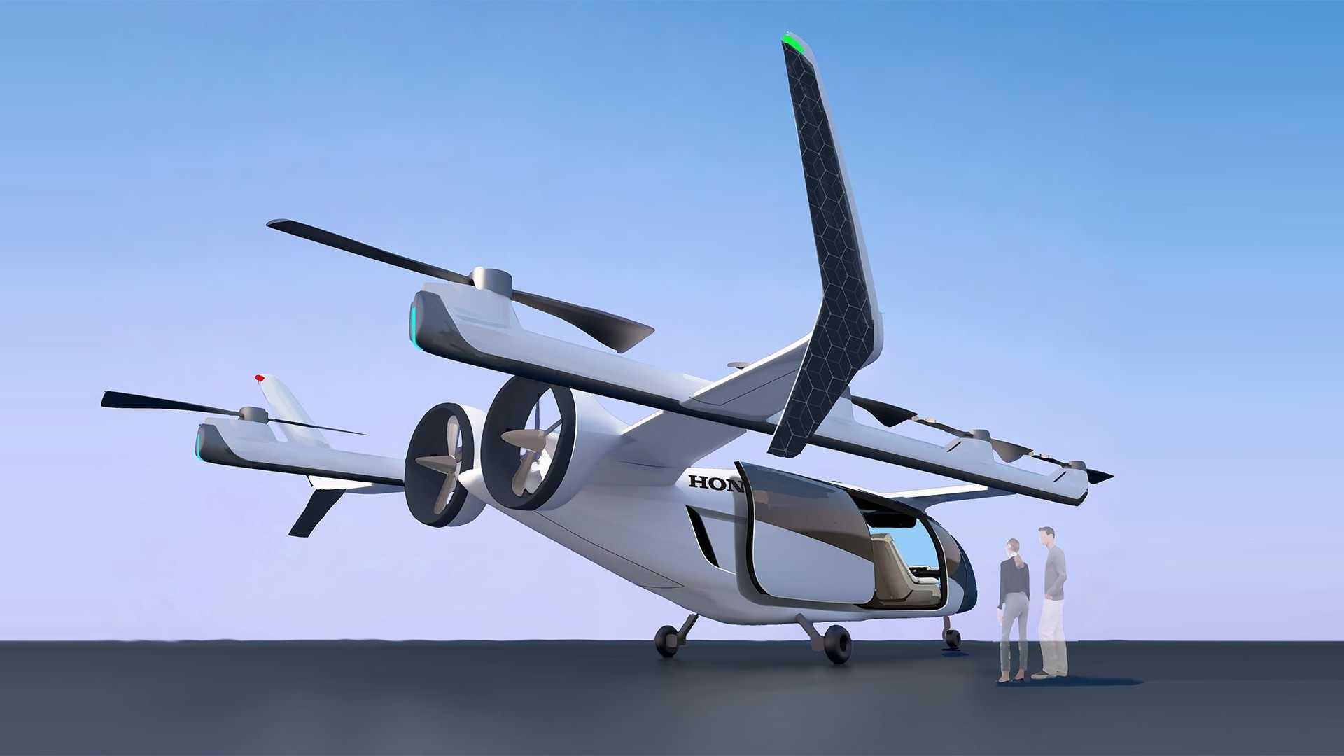 Honda-eVTOL-Hybrid-Mobility-Aircraft-4