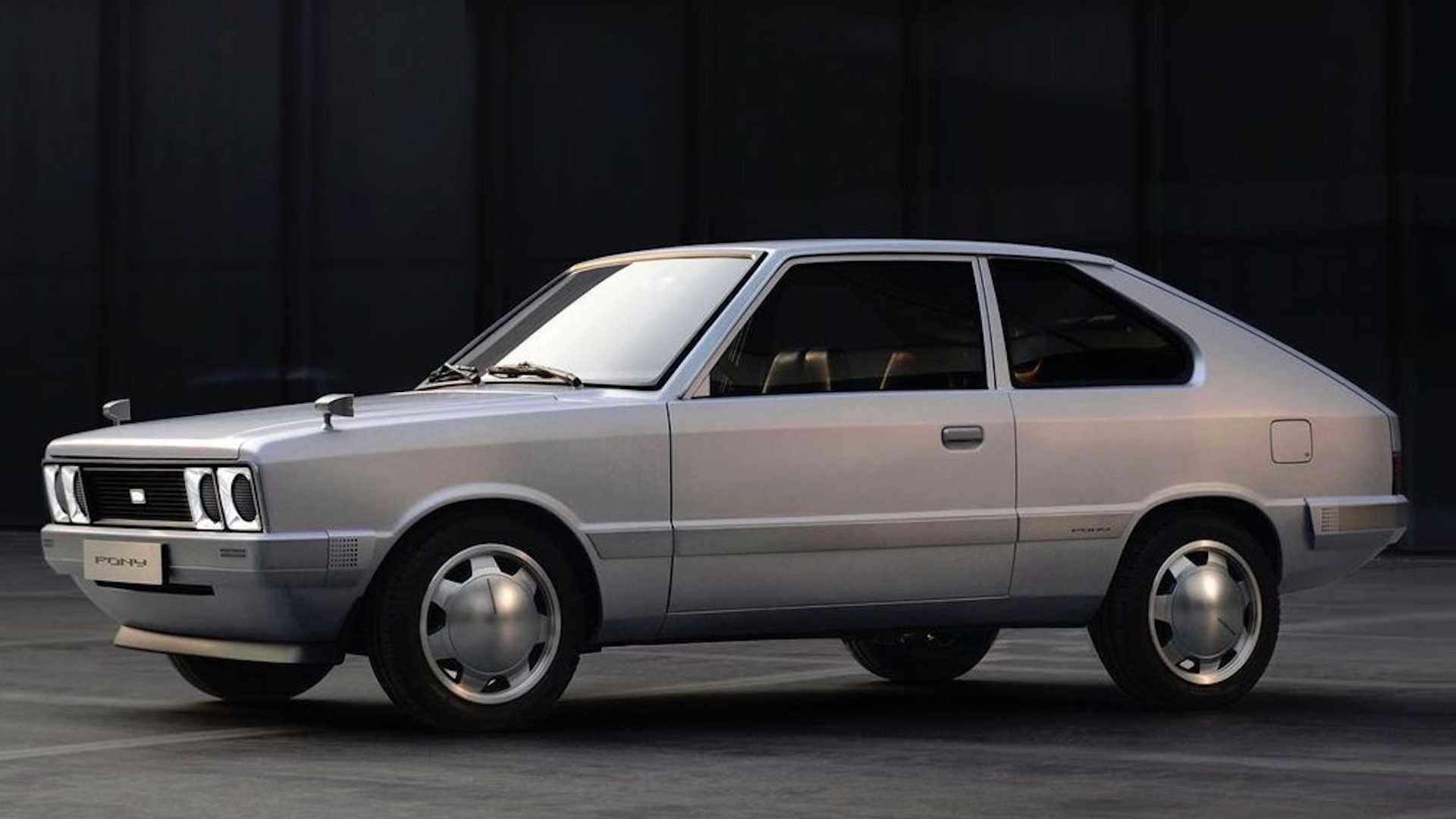 Hyundai-Pony-EV-Heritage-1