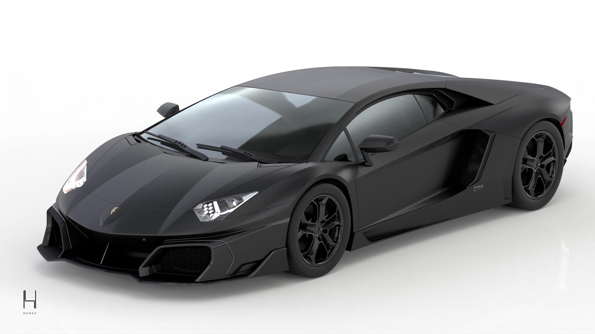 Lamborghini-Aventador-by-Huber-1