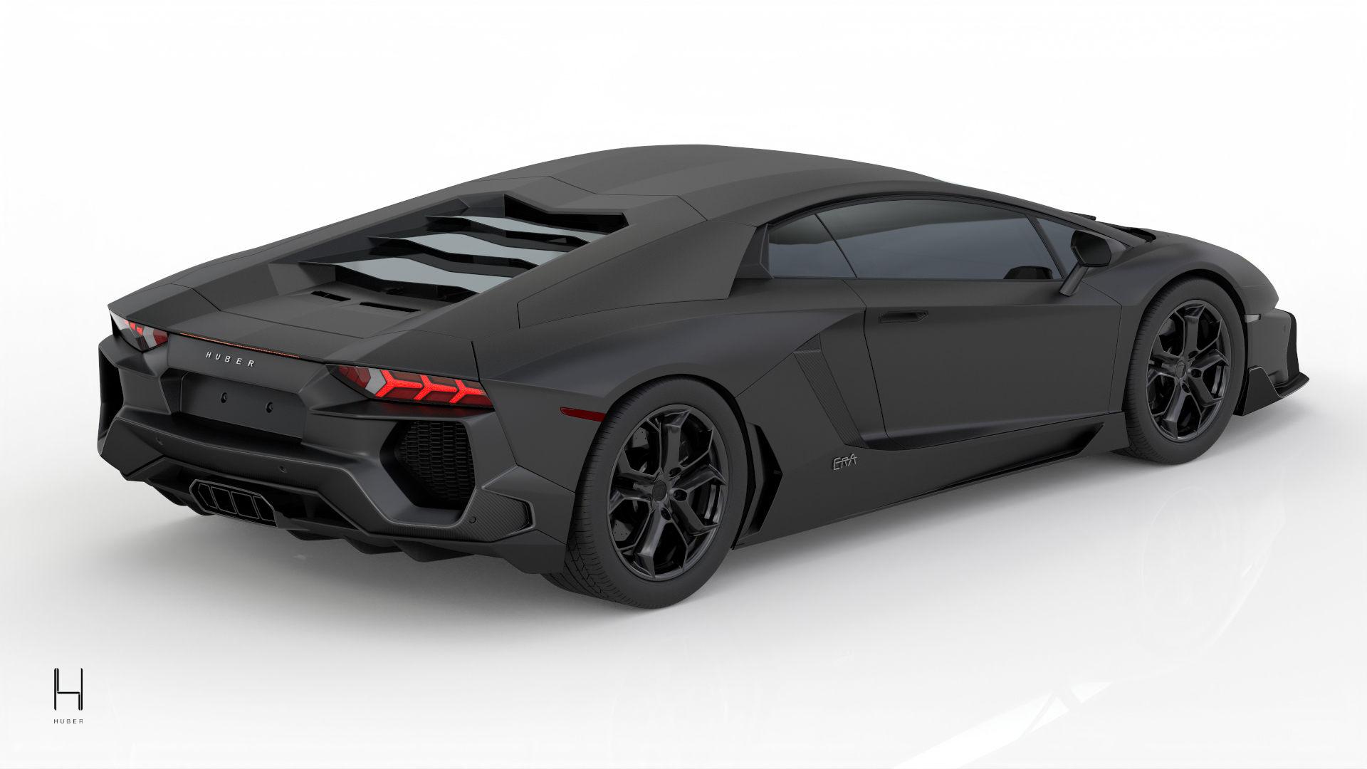Lamborghini-Aventador-by-Huber-2