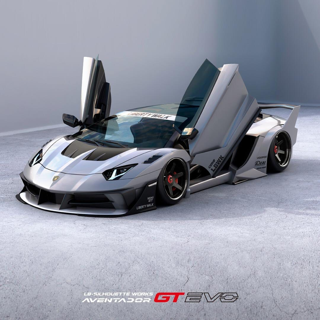 Lamborghini-Aventador-GT-Evo-bodykit-by-Liberty-Walk-7