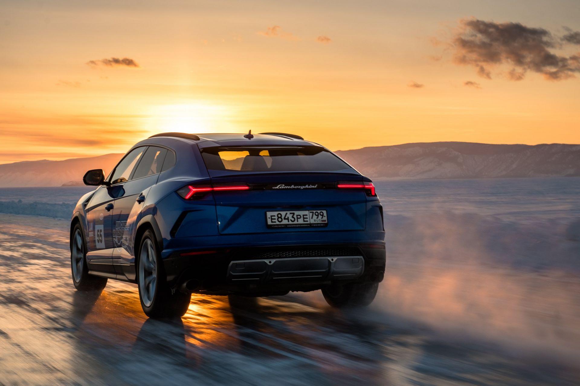 Lamborghini-Urus-Ice-Speed-Record-5