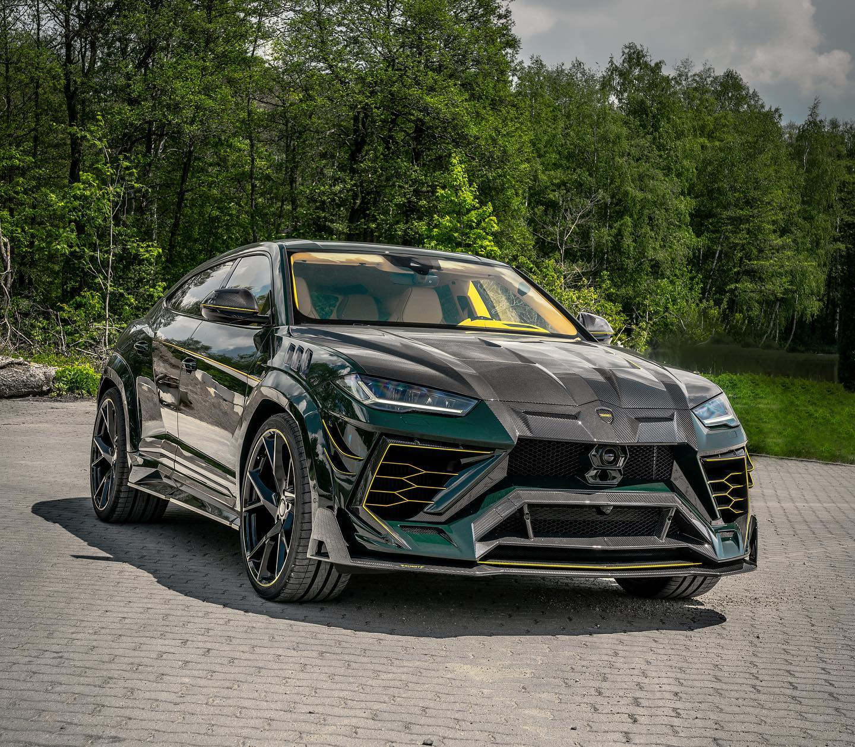 Lamborghini-Urus-Mansory-yellow-2