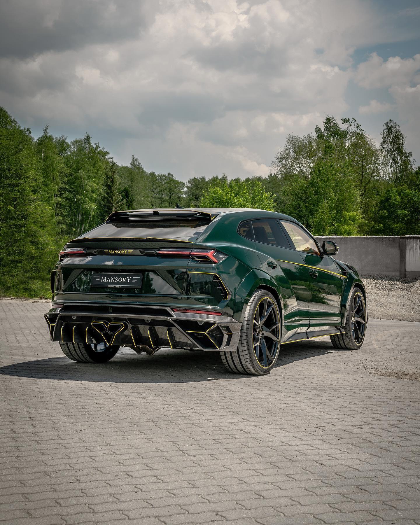 Lamborghini-Urus-Mansory-yellow-6