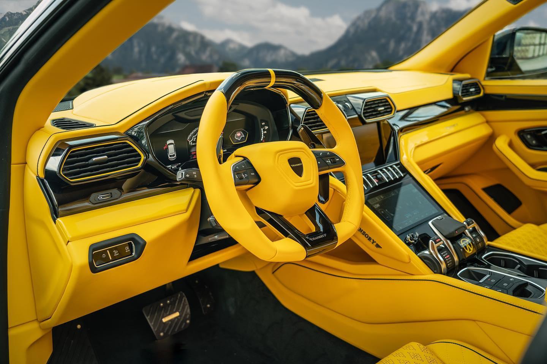 Lamborghini-Urus-Mansory-yellow-8