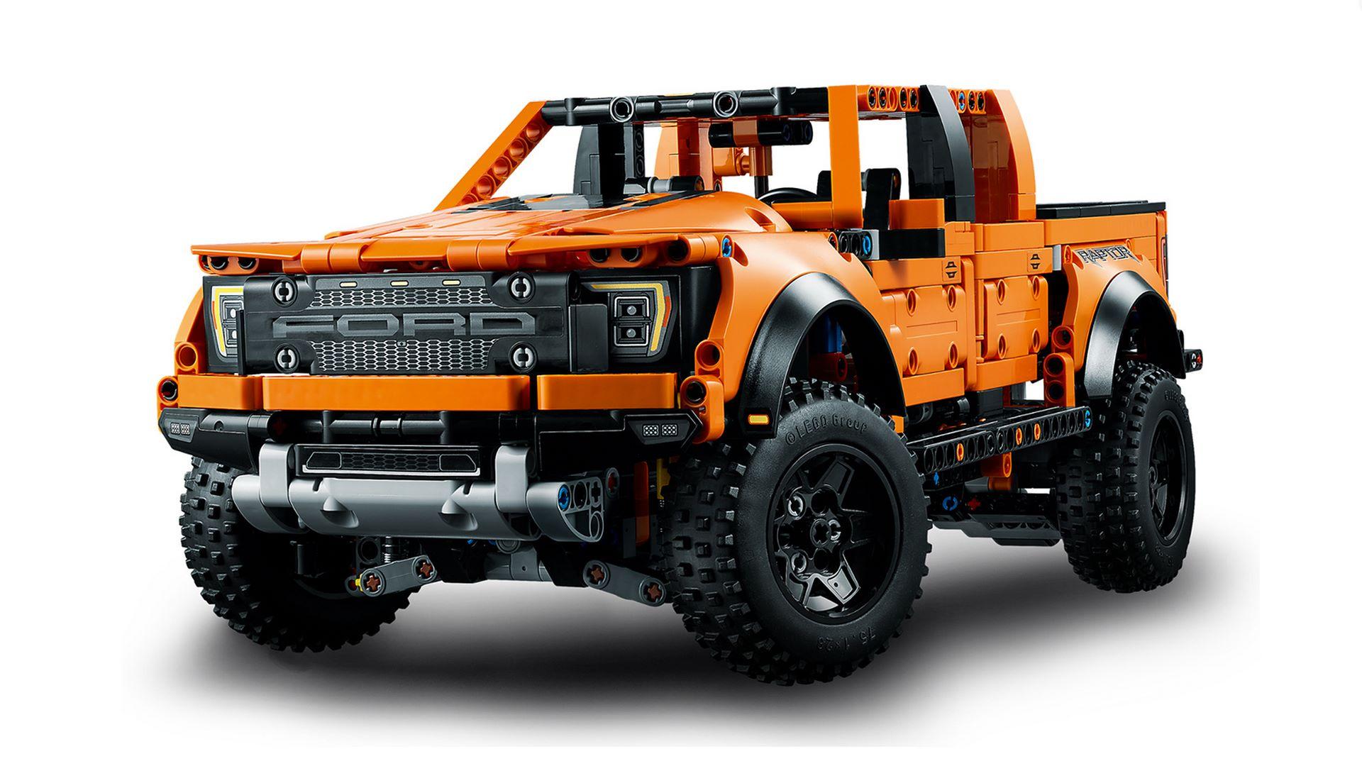 Lego-Technic-Ford-F-150-Raptor-2