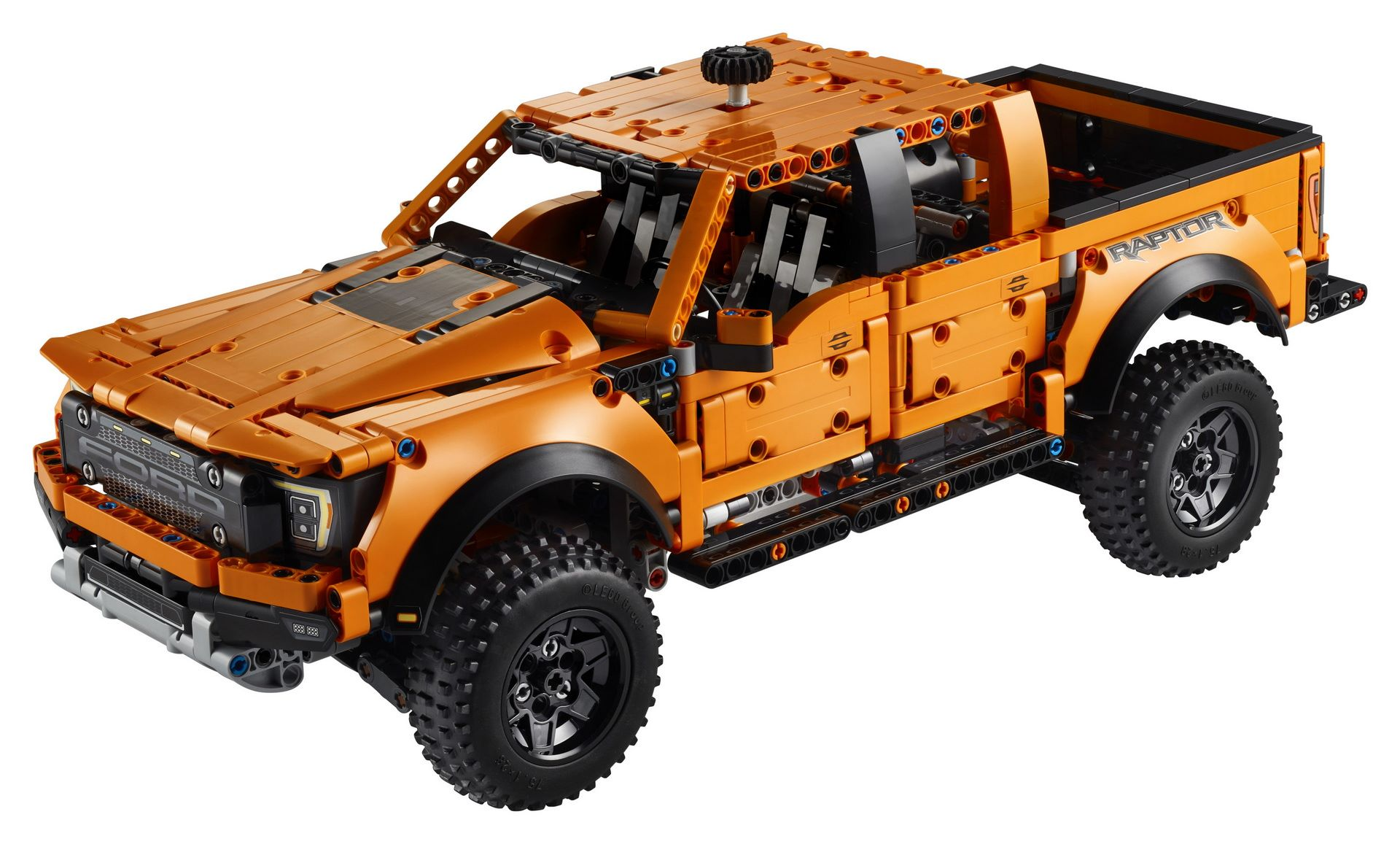 Lego-Technic-Ford-F-150-Raptor-3