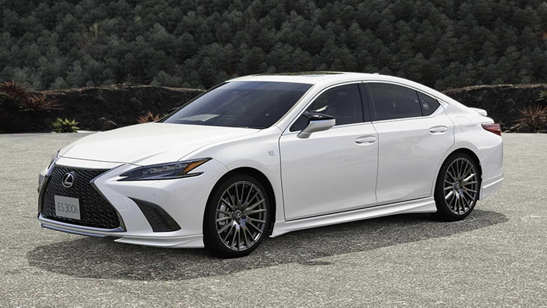 Lexus-ES-facelift-with-TRD-Parts-6