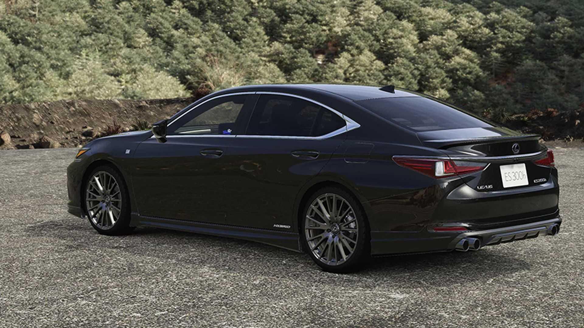 Lexus-ES-facelift-with-TRD-Parts-7