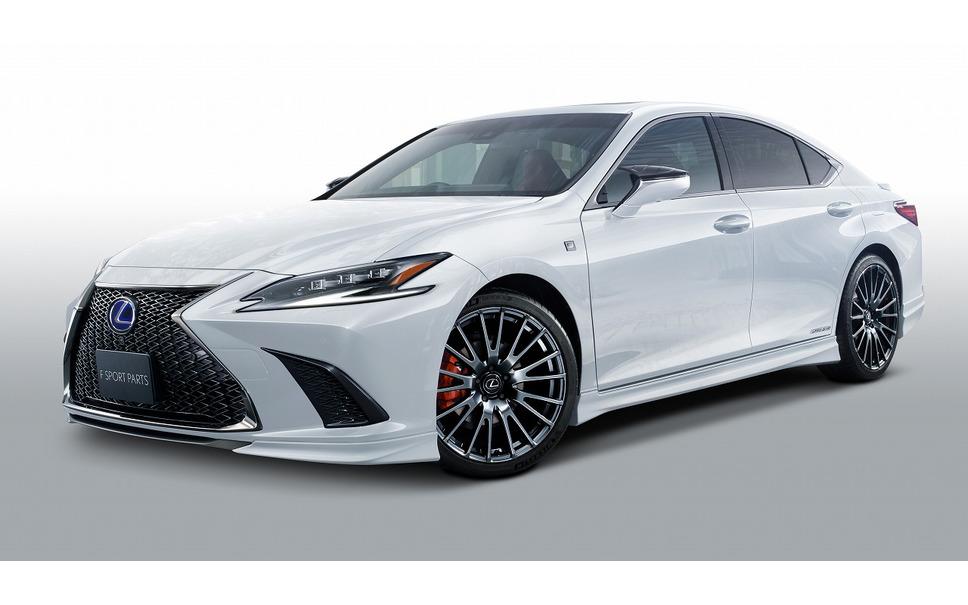 Lexus-ES-facelift-with-TRD-Parts-9