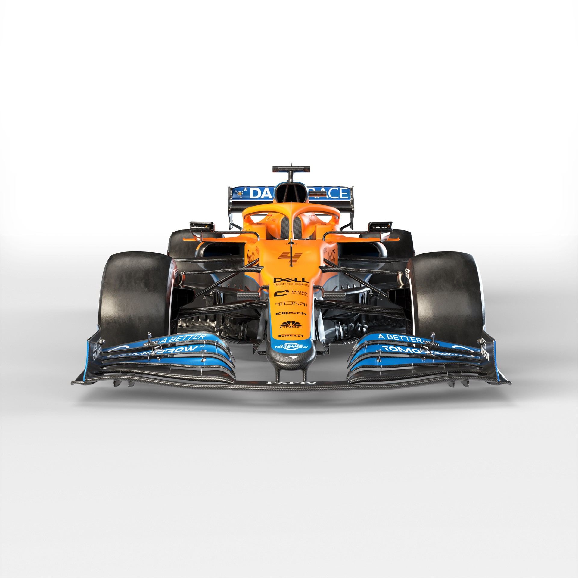 2021 MCL35M front nose