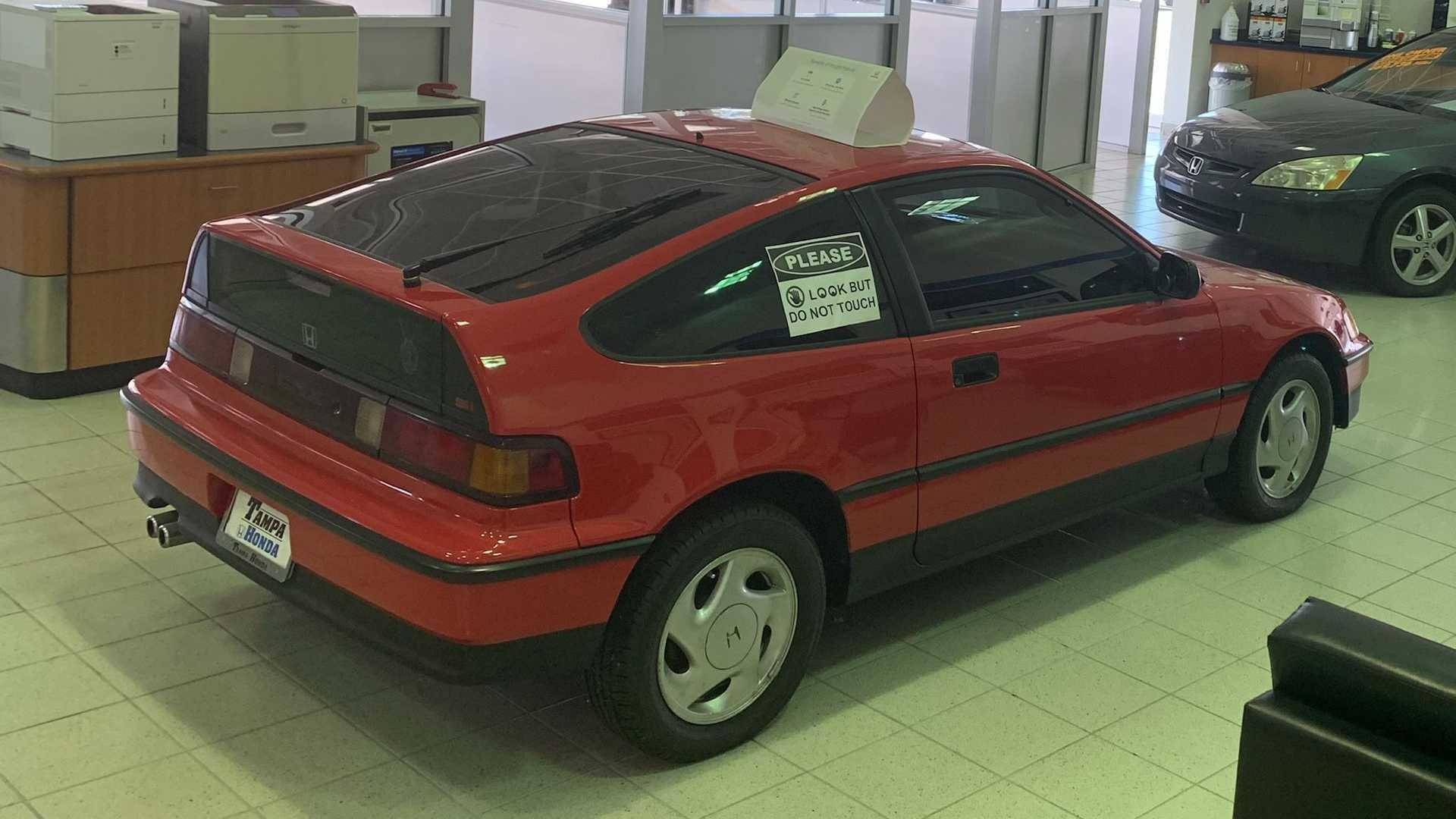 1991_Honda_CRX_Si-0006