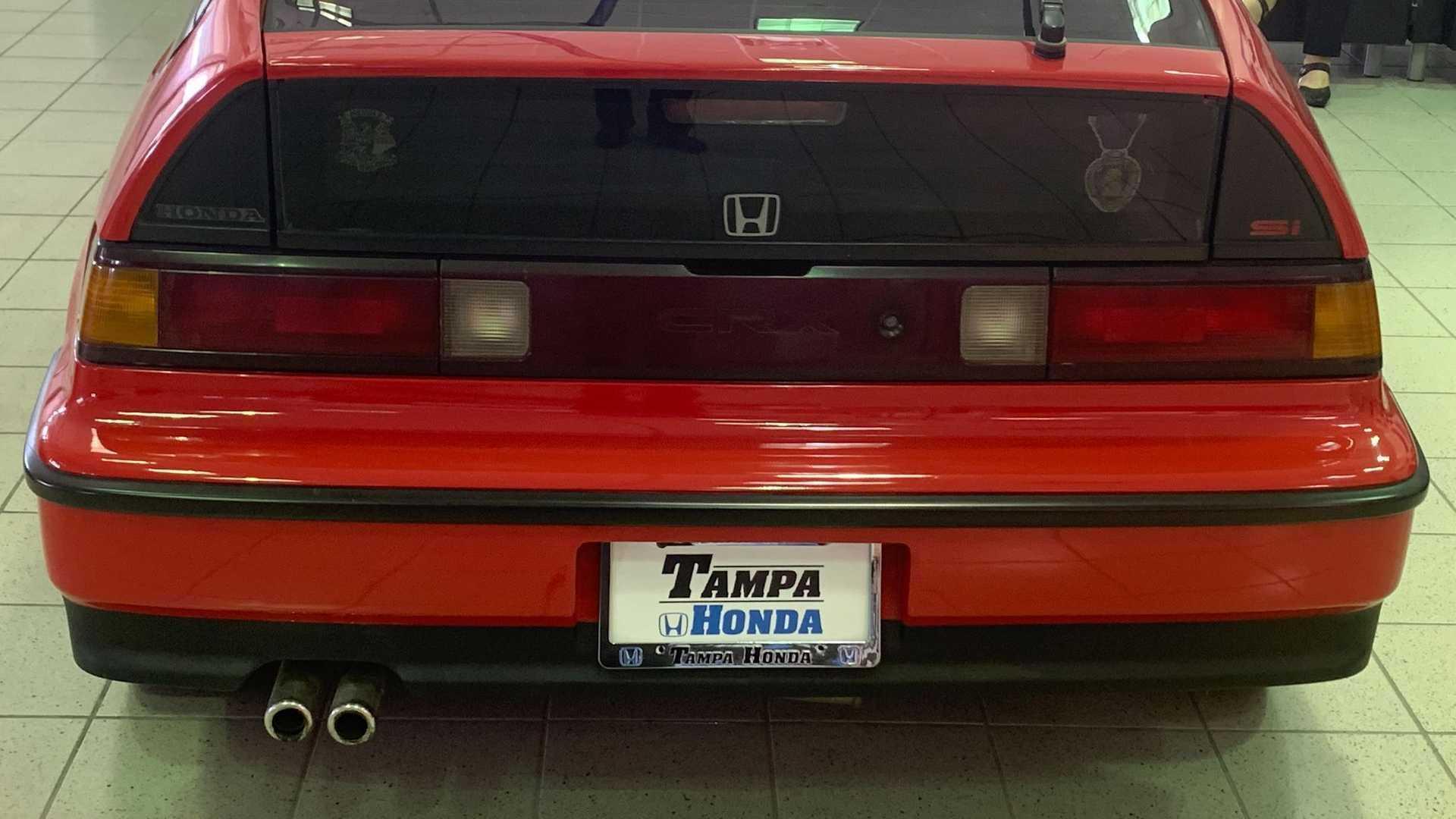 1991_Honda_CRX_Si-0008