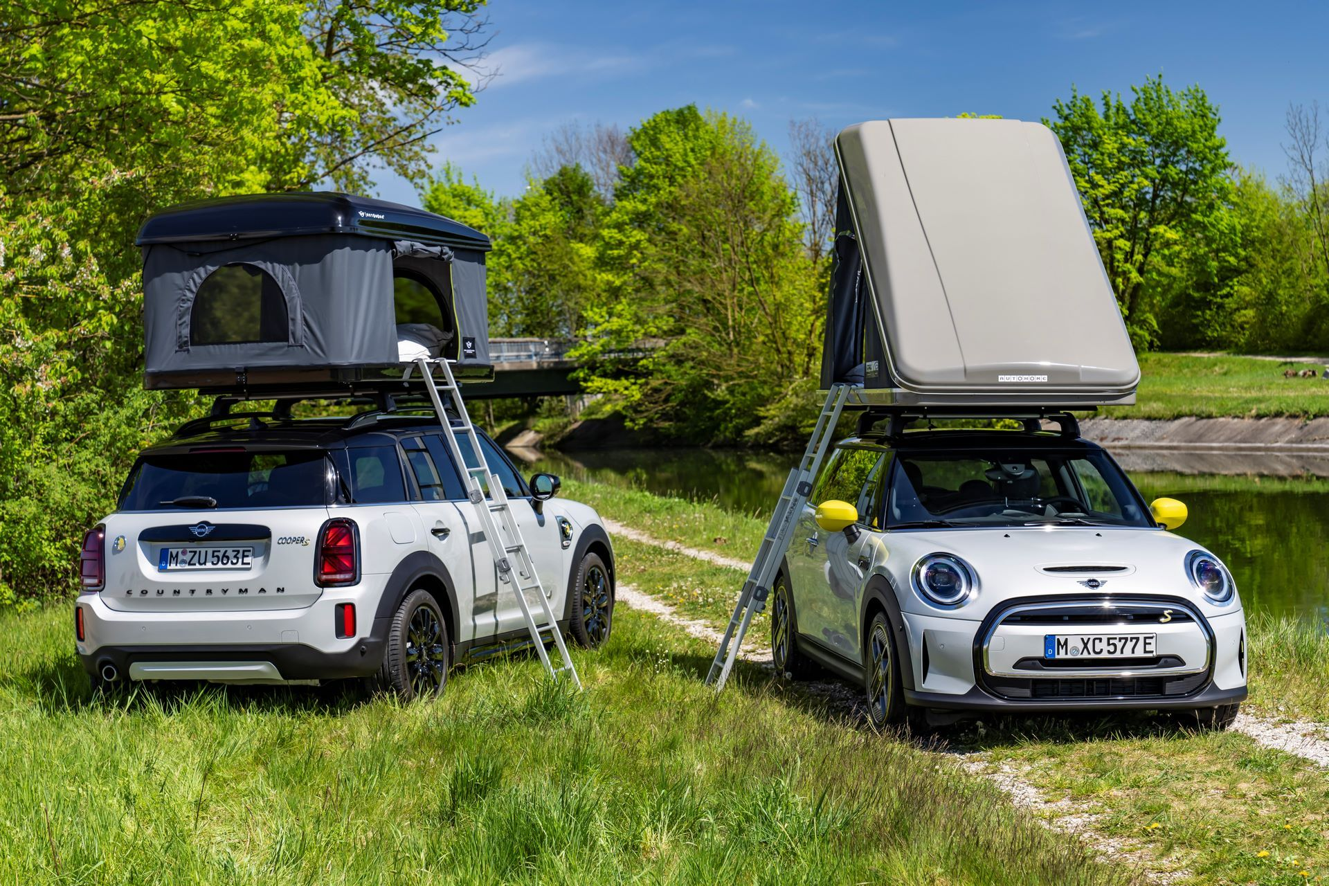 Mini-Cooper-Countryman-All4-Rooftop-Tents-3