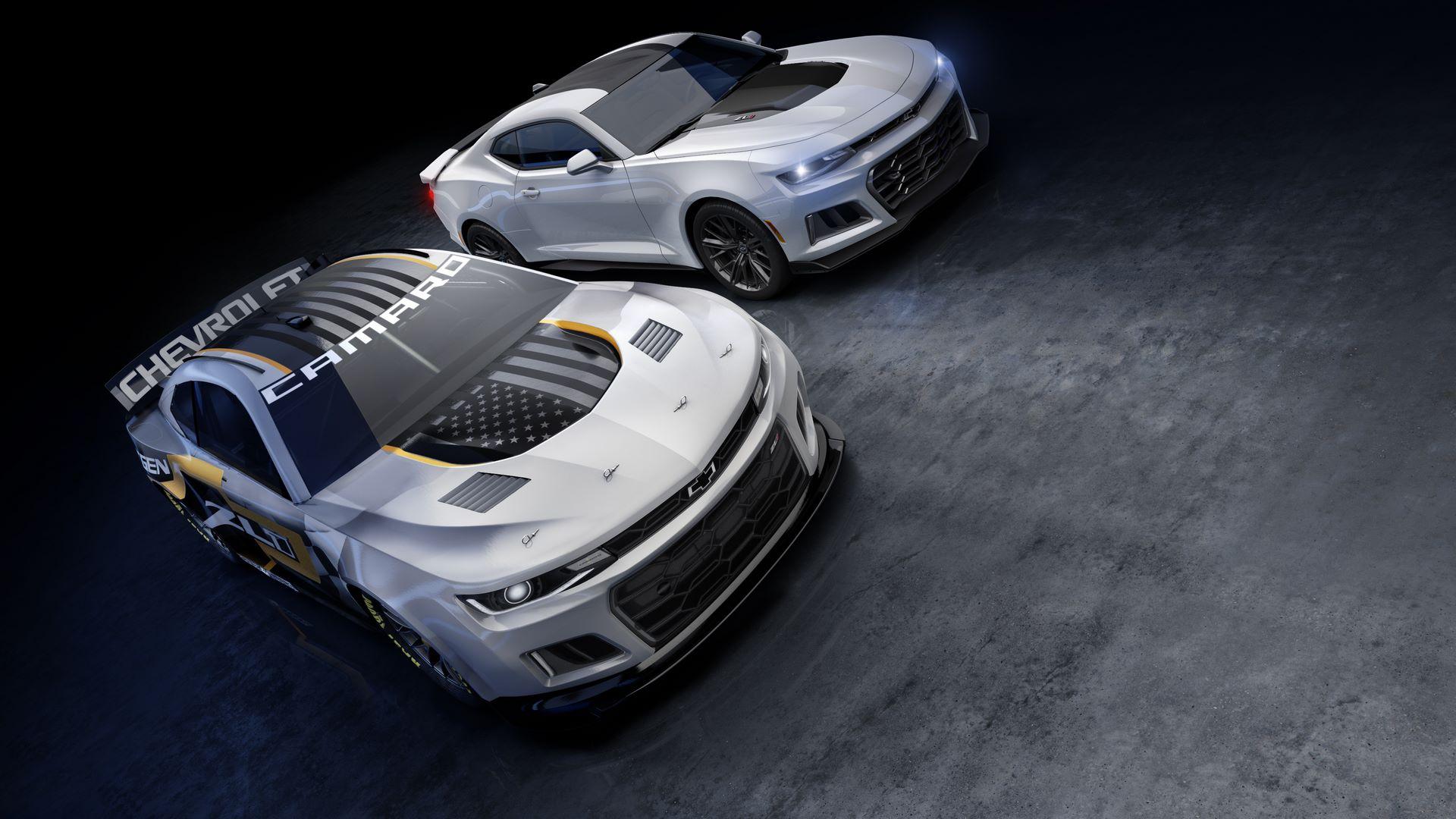 Chevrolet-Camaro-ZL1-RaceCarr-Next-Gen-Nascar-6