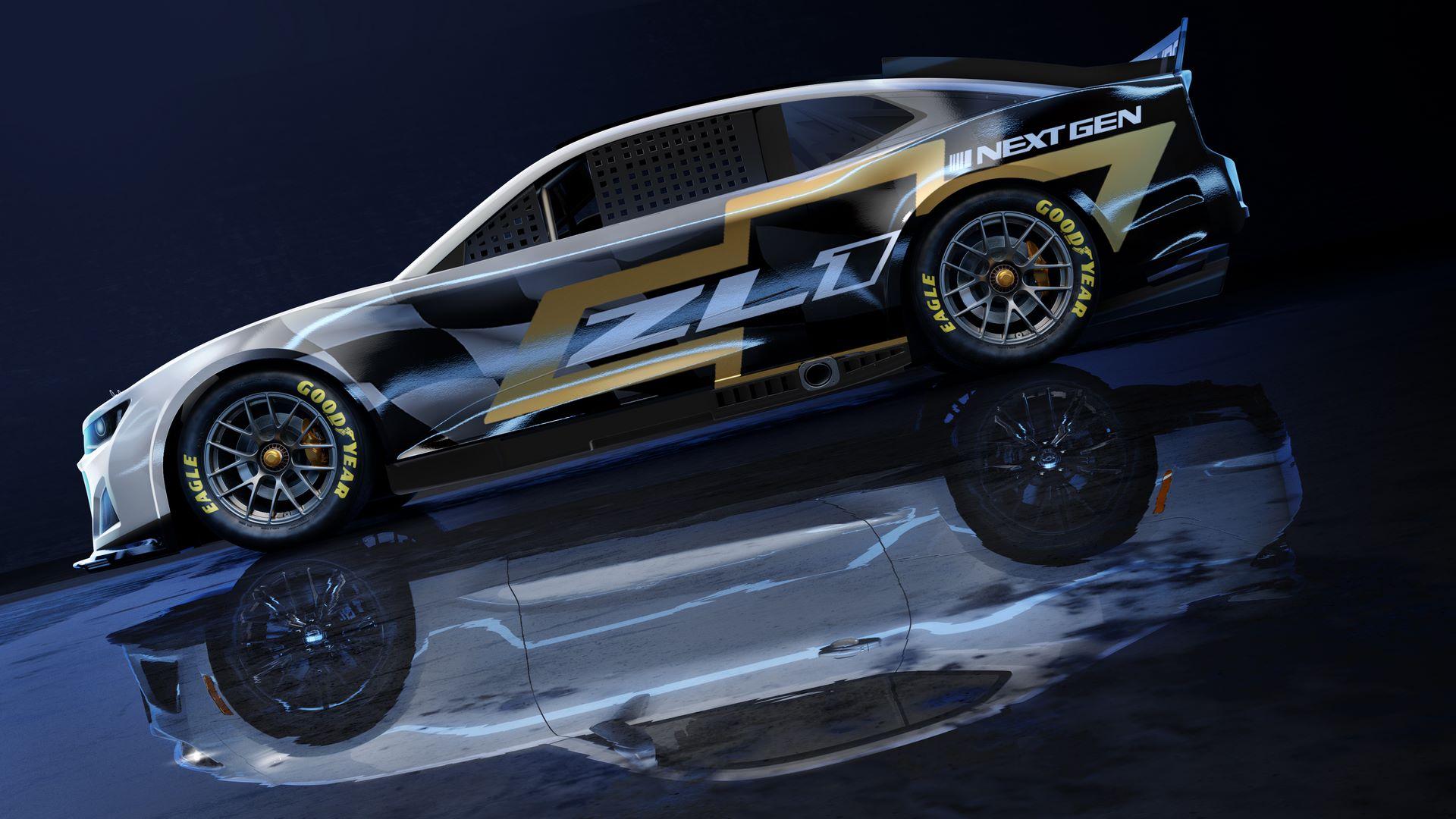 Chevrolet-Camaro-ZL1-RaceCarr-Next-Gen-Nascar-7