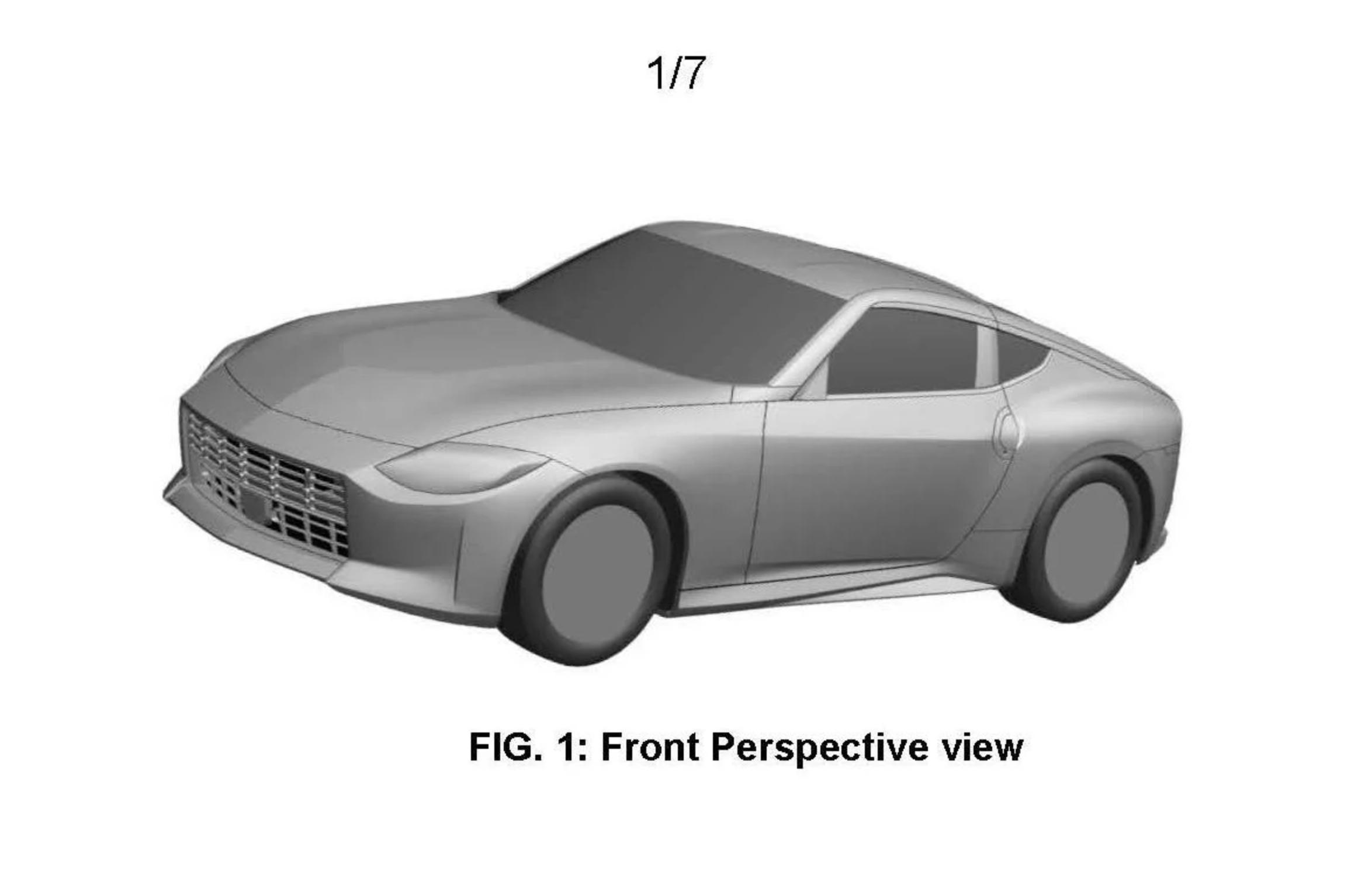 Nissan-400Z-patent-images-1