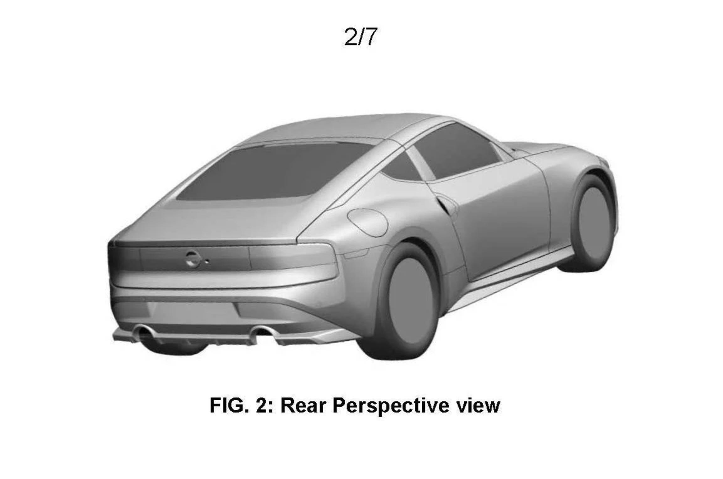 Nissan-400Z-patent-images-2