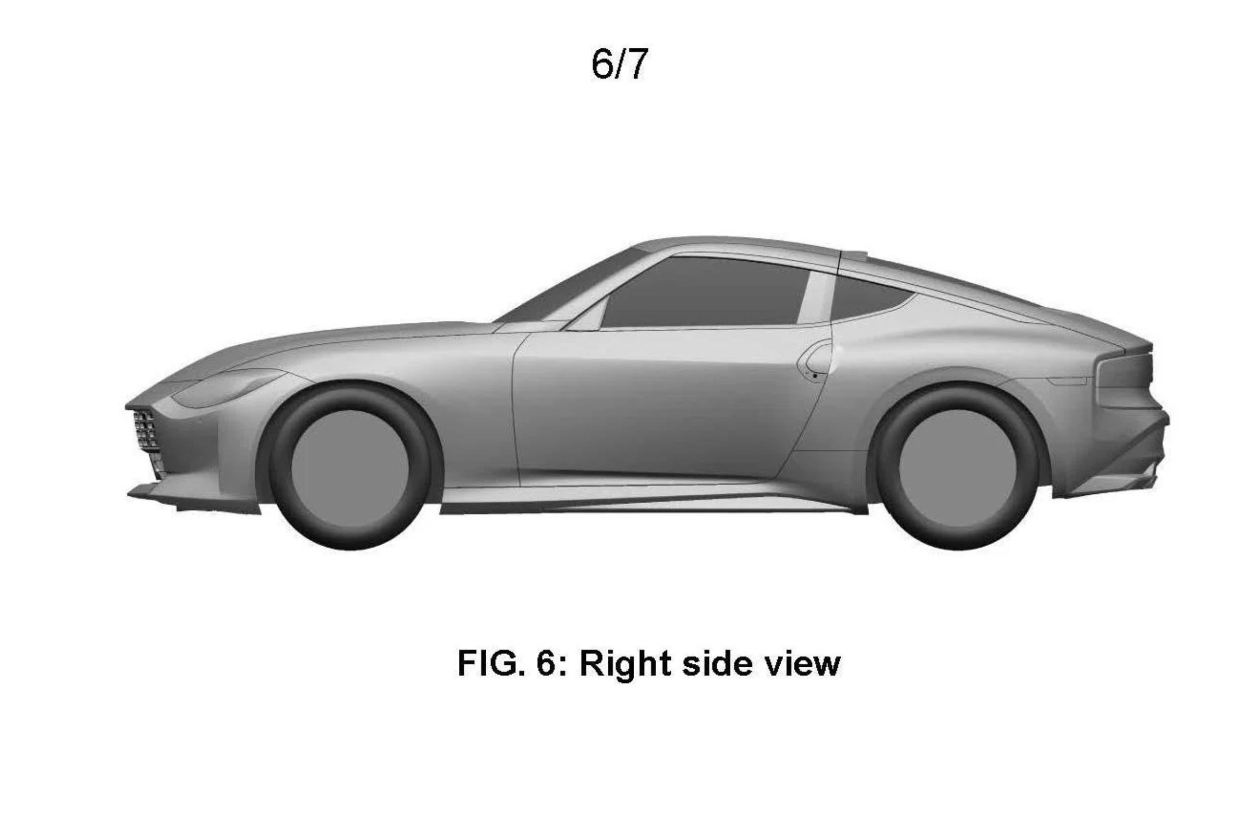Nissan-400Z-patent-images-5