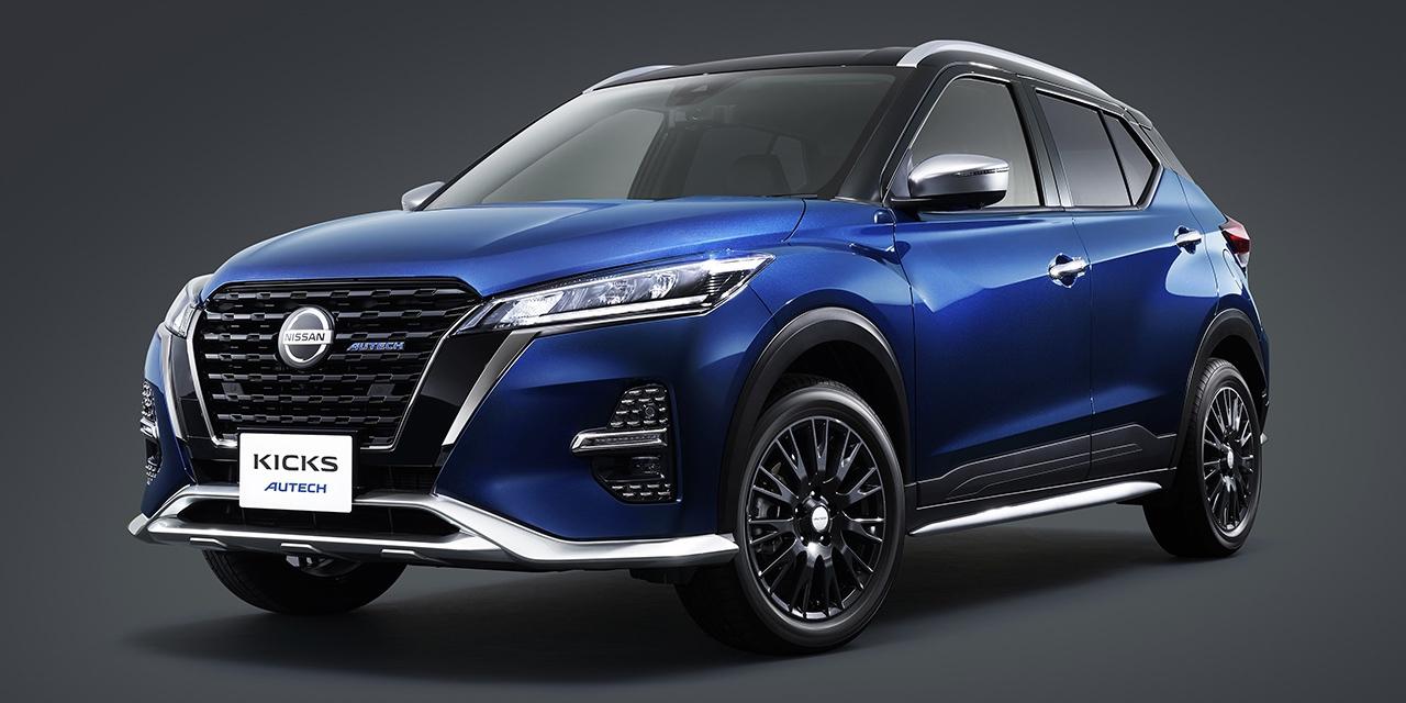 2021-nissan-kicks-autech-tokyo-auto-salon-1