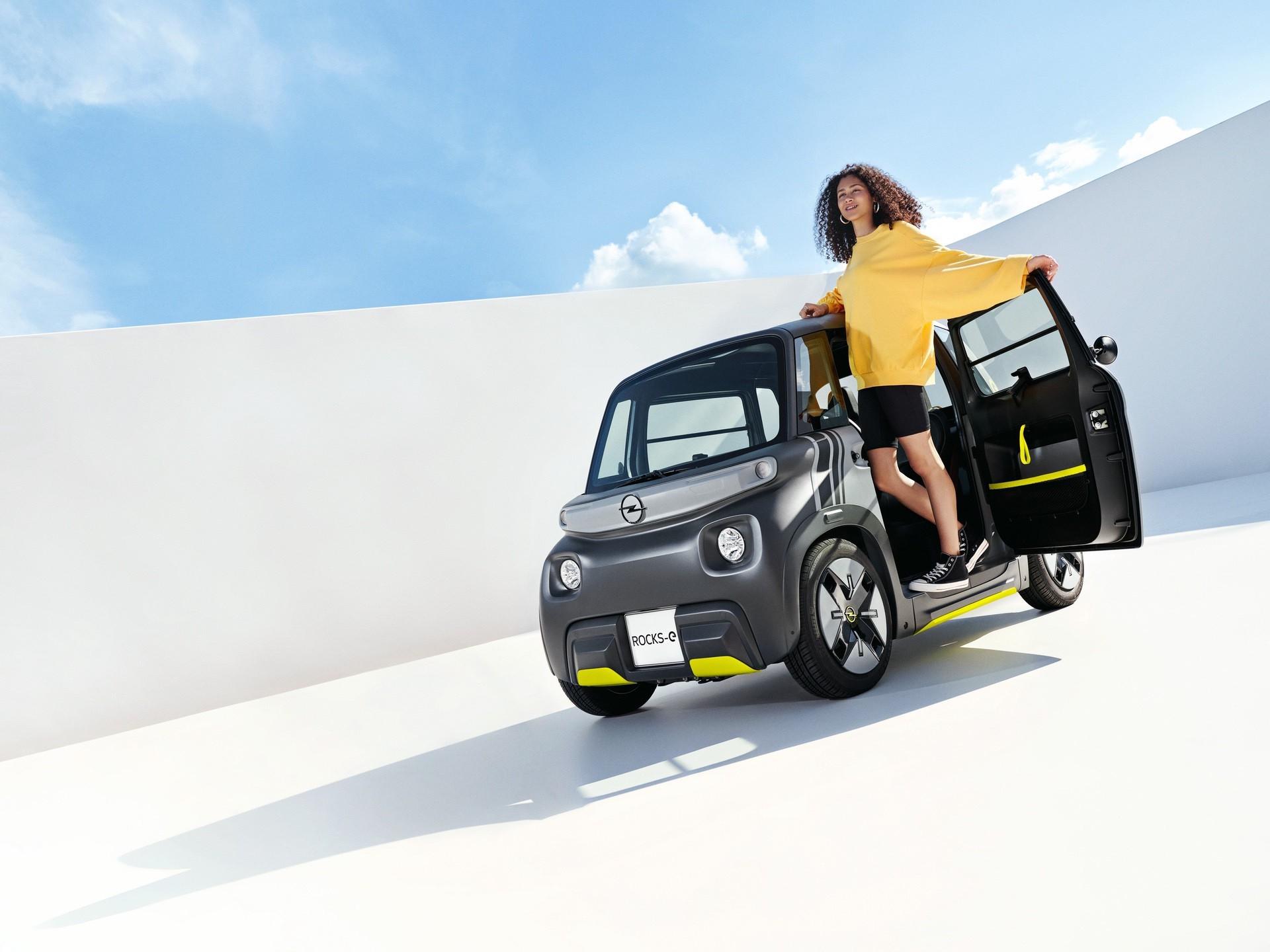 Opel Rocks-e (2021)