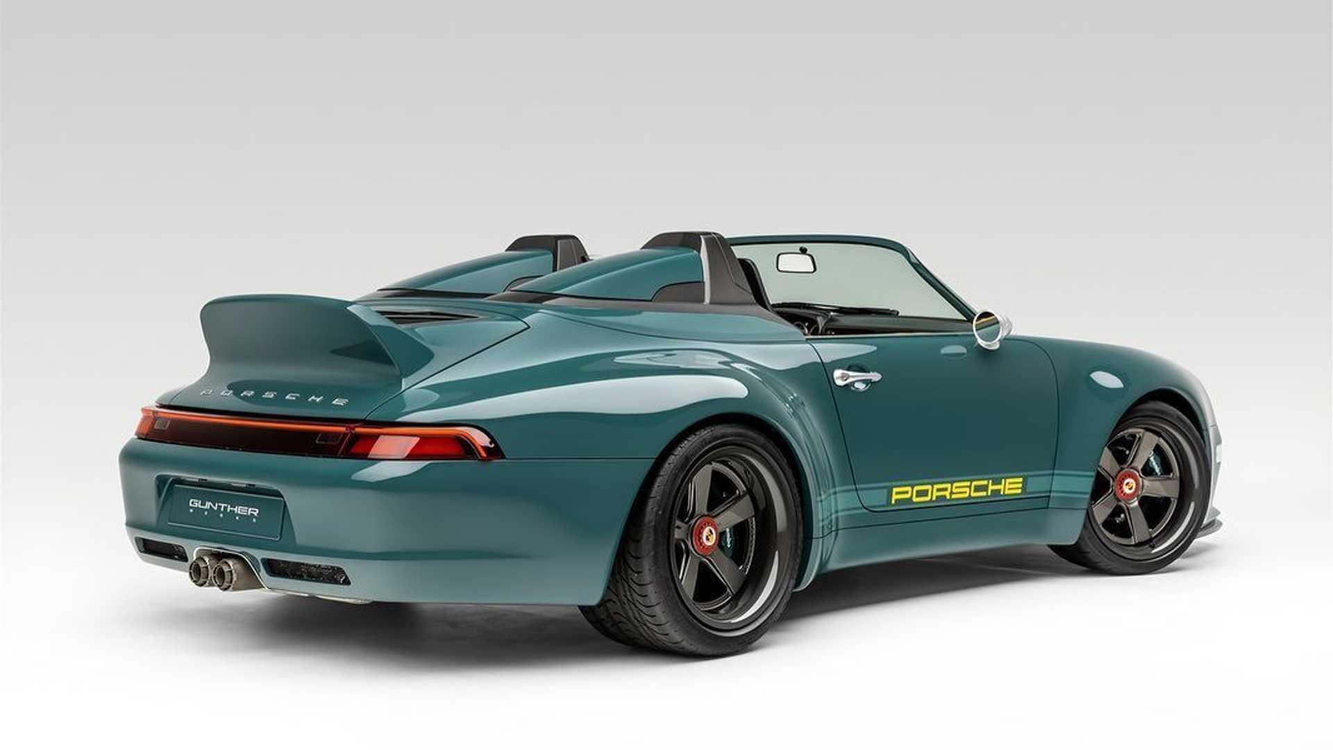 Porsche-911-993-Speedster-Remastered-by-Gunther-Werks-2