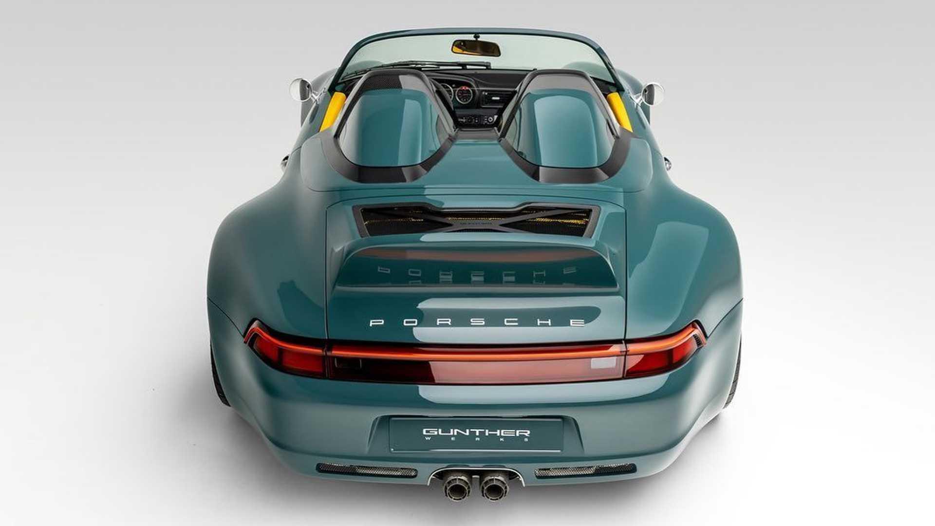 Porsche-911-993-Speedster-Remastered-by-Gunther-Werks-4