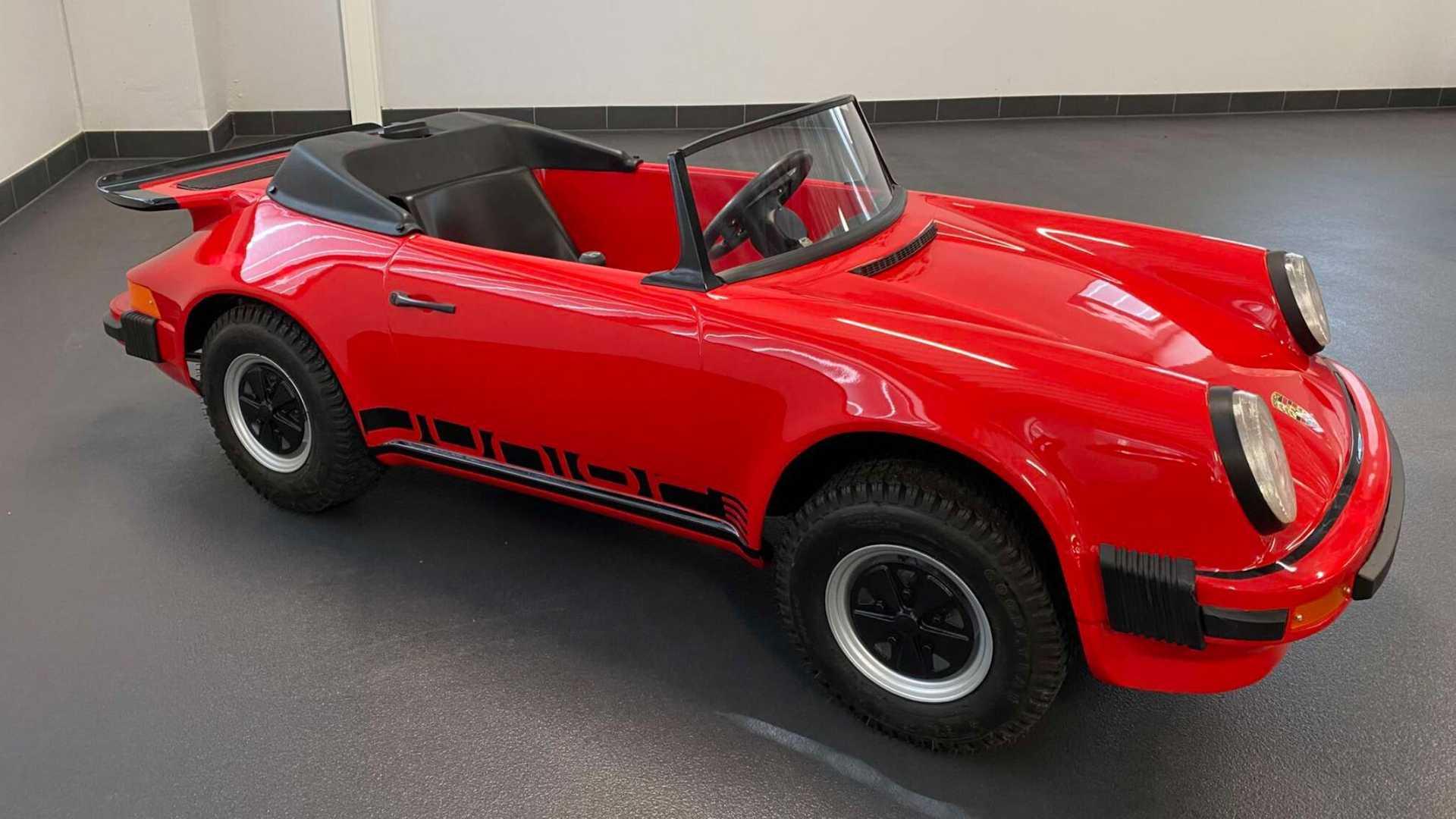 Porsche-911-Cabriolet-Junior-Go-Kart-1983-3