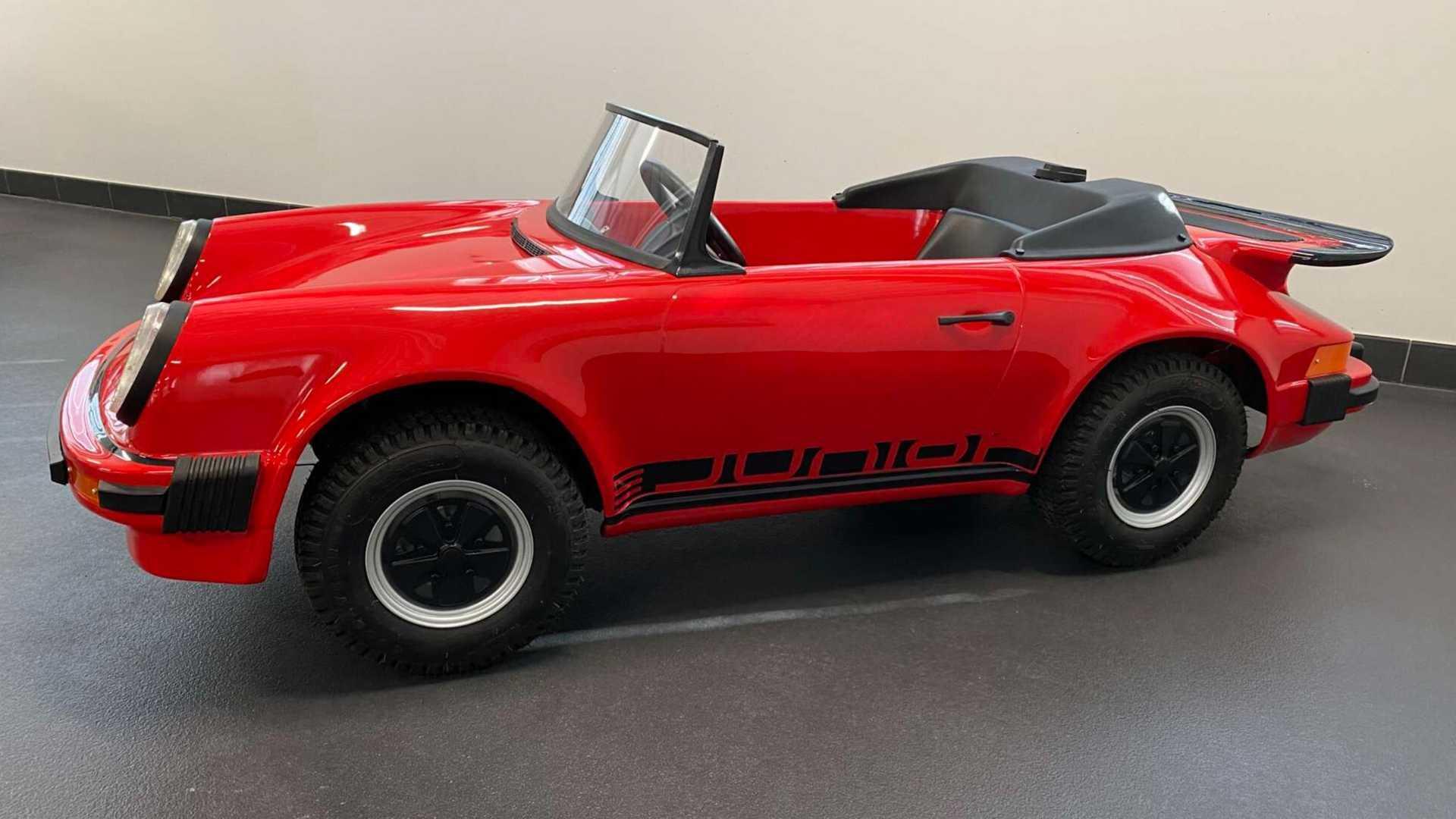 Porsche-911-Cabriolet-Junior-Go-Kart-1983-4