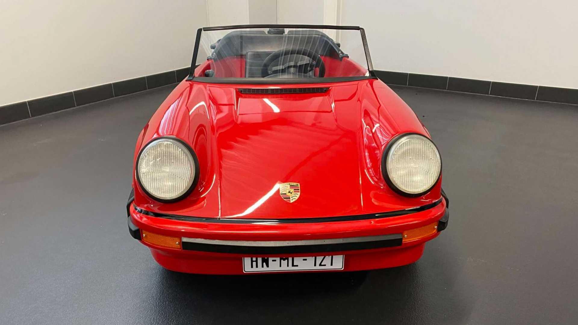 Porsche-911-Cabriolet-Junior-Go-Kart-1983-5