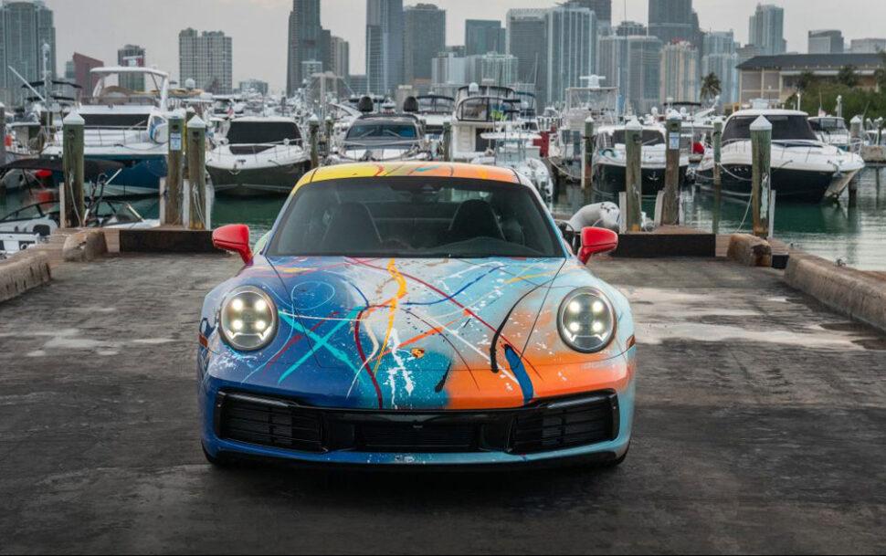 Porsche-911-car-art-Rich-B.-Caliente-1