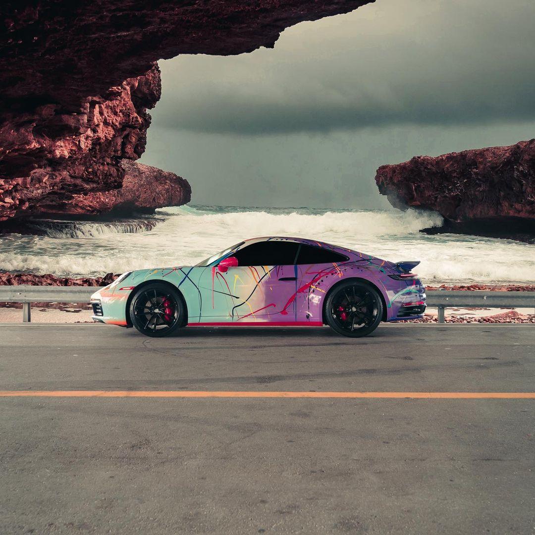 Porsche-911-car-art-Rich-B.-Caliente-11