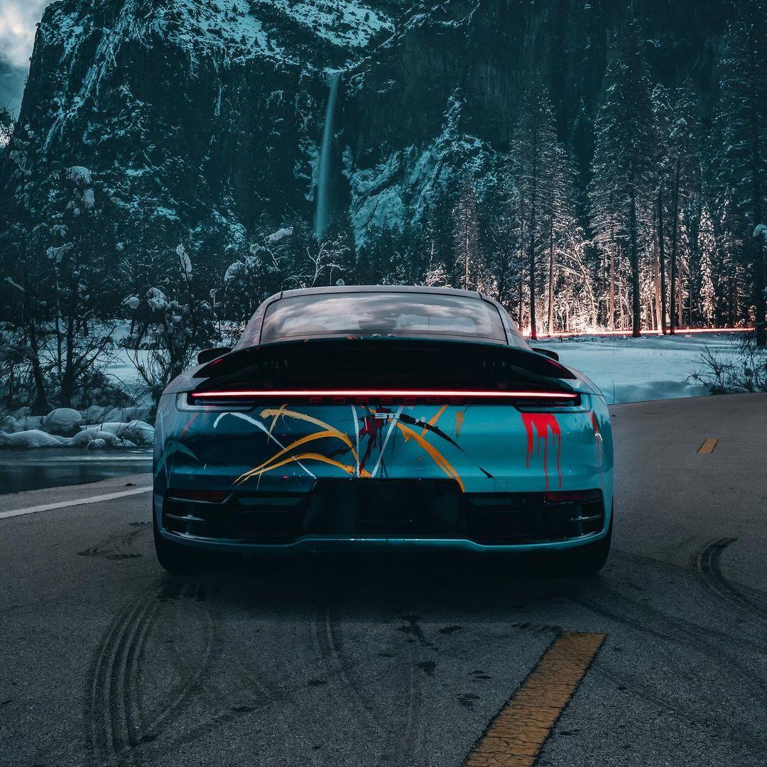 Porsche-911-car-art-Rich-B.-Caliente-6
