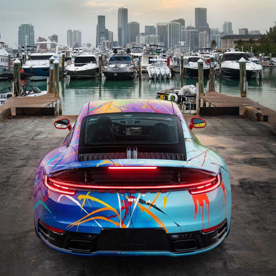 Porsche-911-car-art-Rich-B.-Caliente-7