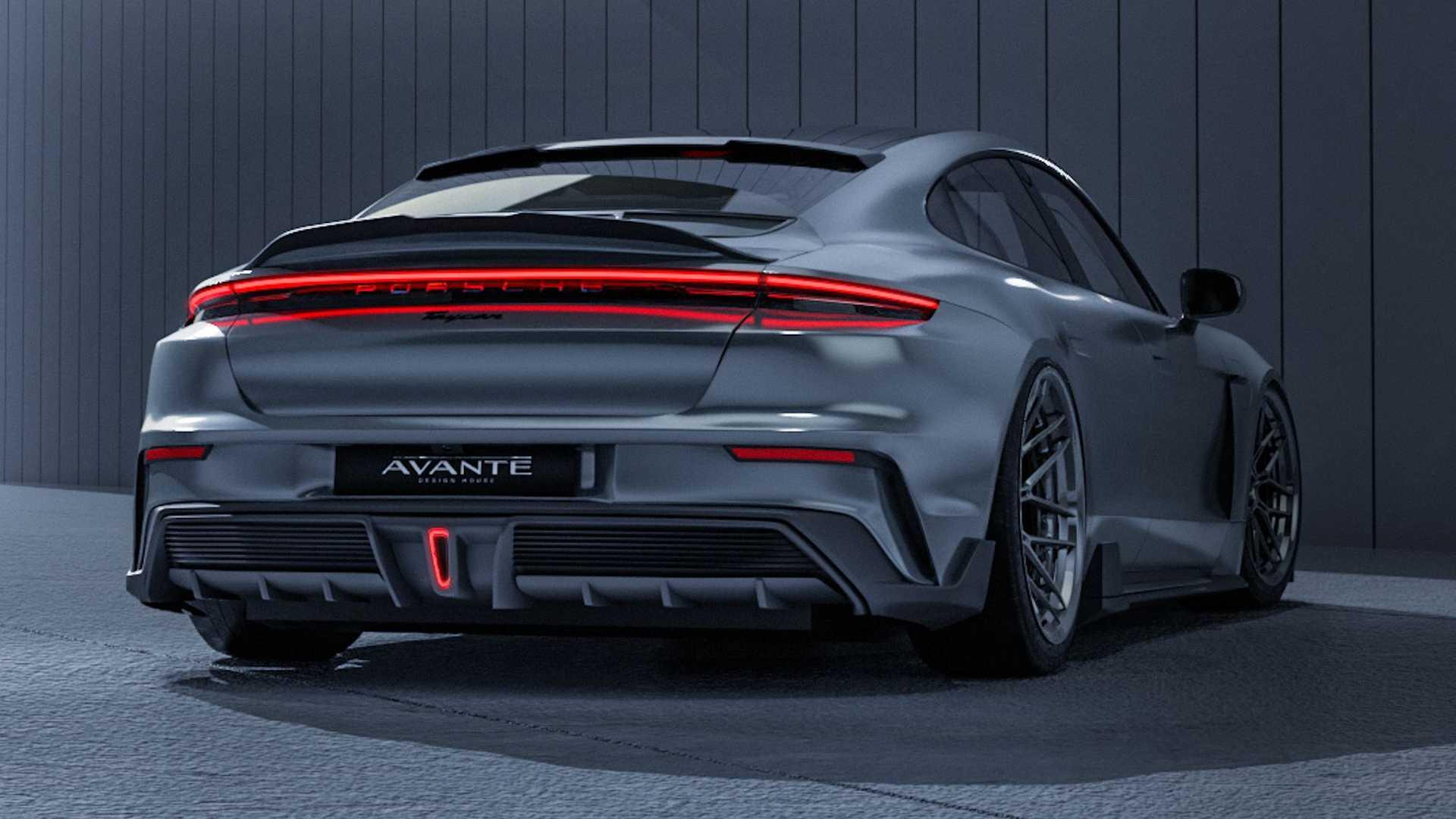 Porsche-Taycan-by-Avante-Design-17