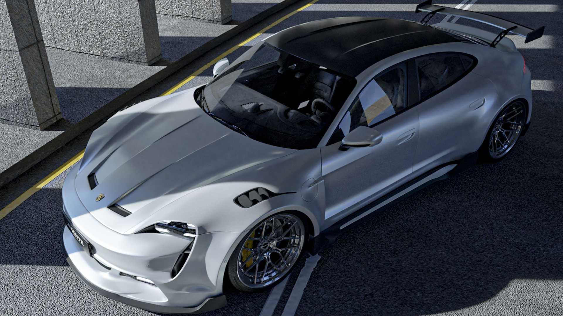 Porsche-Taycan-by-Avante-Design-2