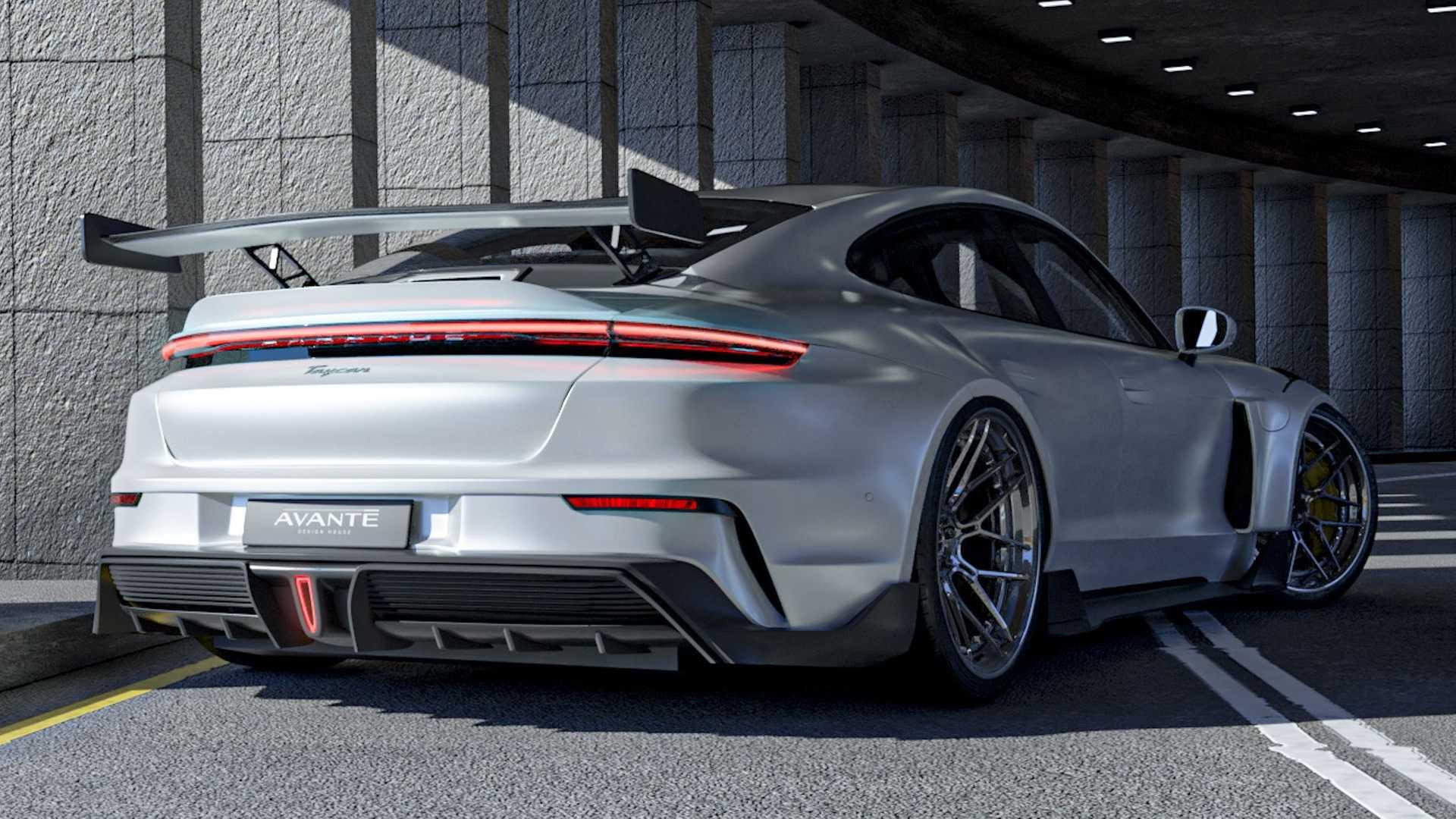 Porsche-Taycan-by-Avante-Design-3