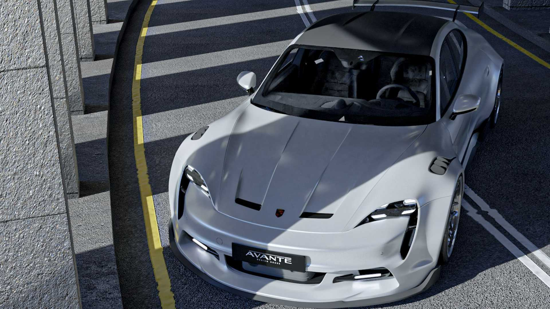 Porsche-Taycan-by-Avante-Design-4