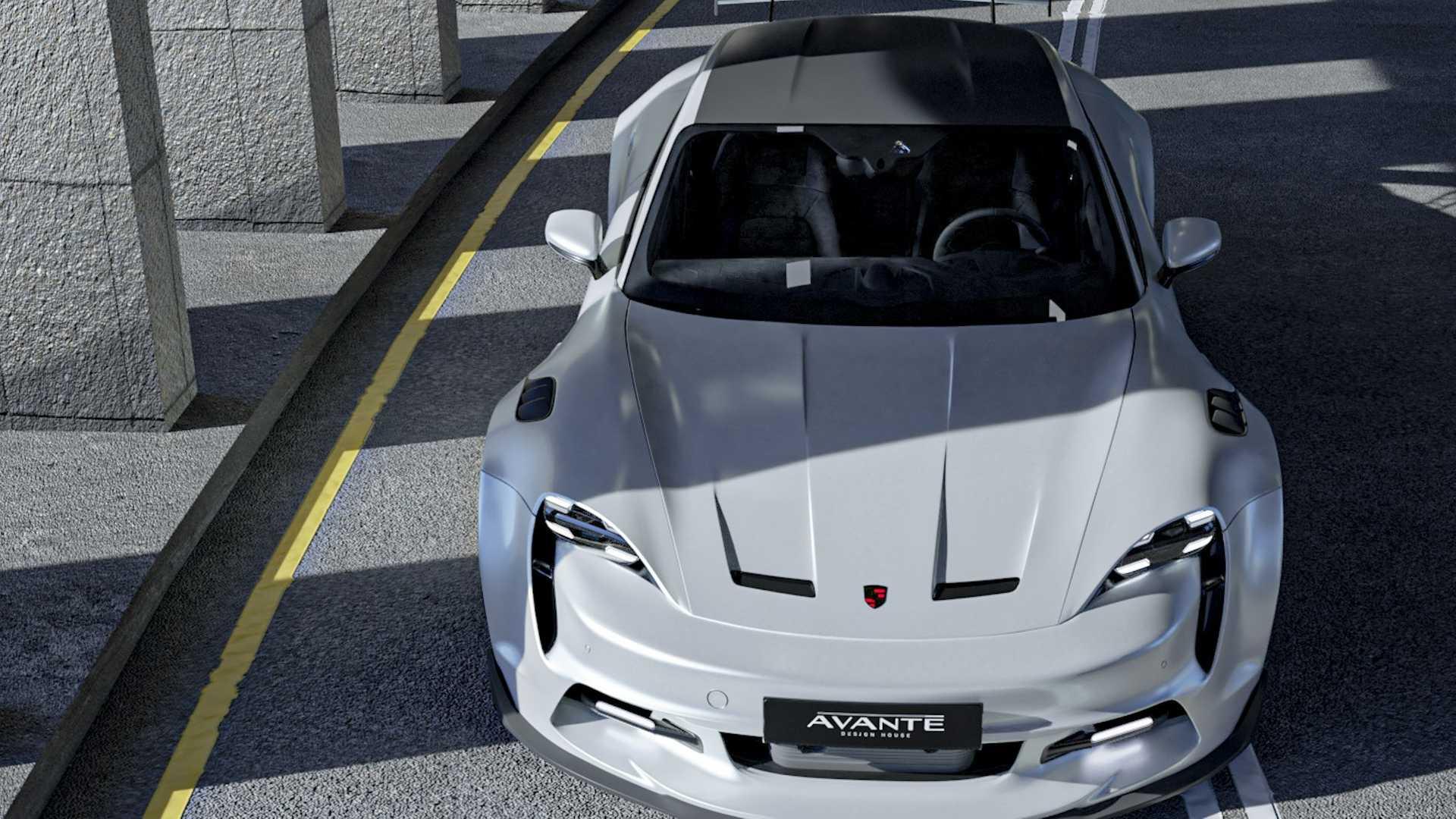 Porsche-Taycan-by-Avante-Design-5