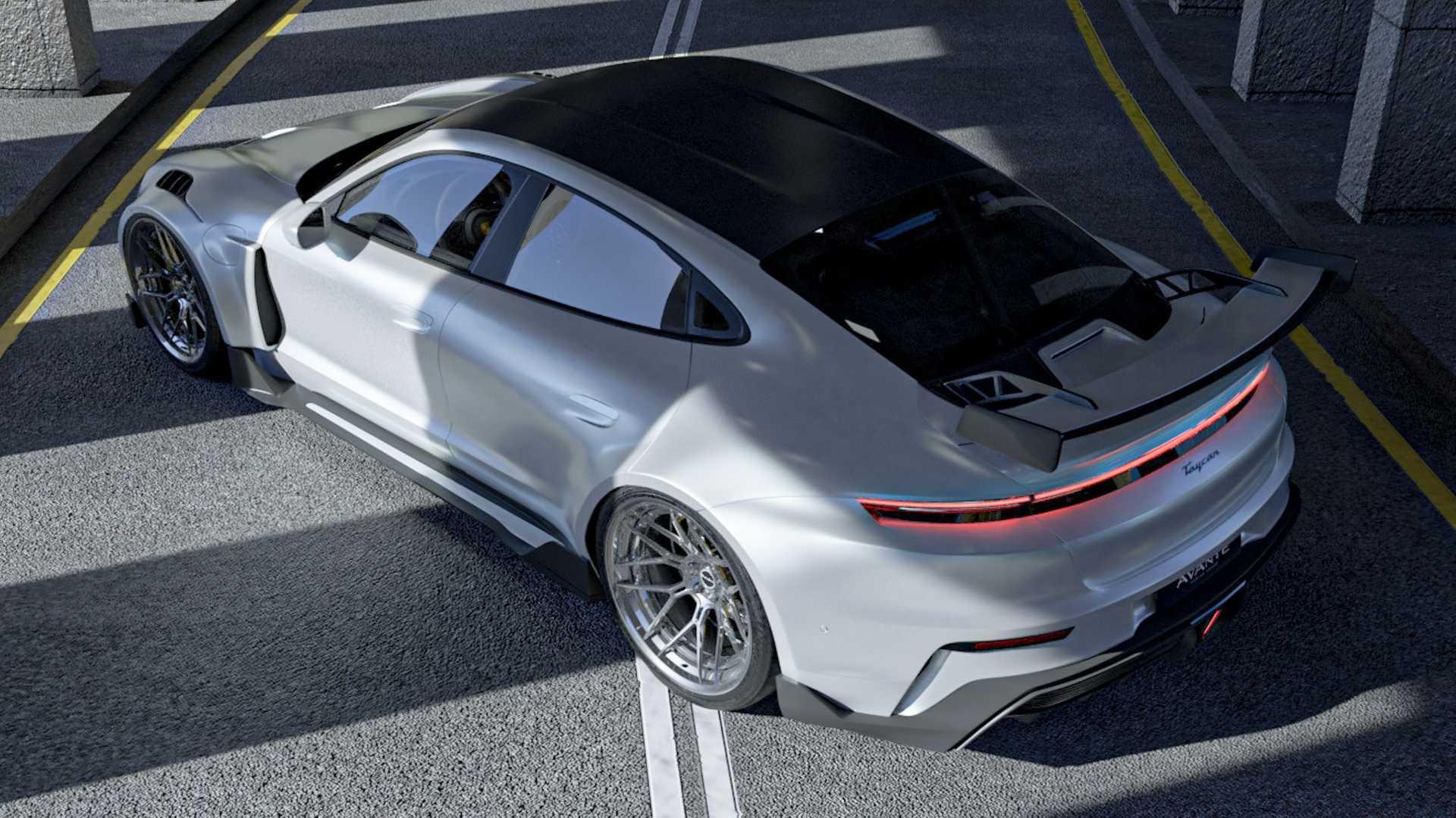 Porsche-Taycan-by-Avante-Design-7