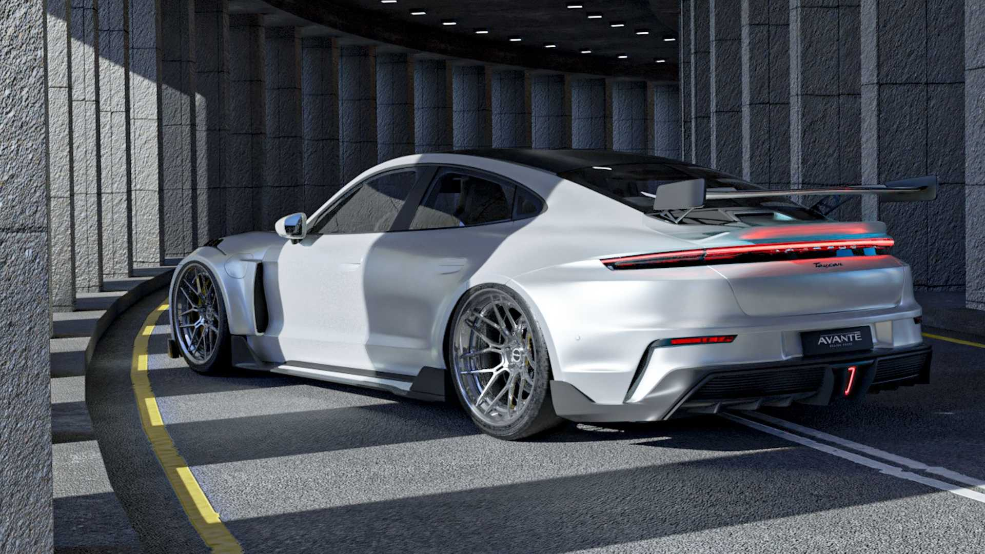 Porsche-Taycan-by-Avante-Design-8