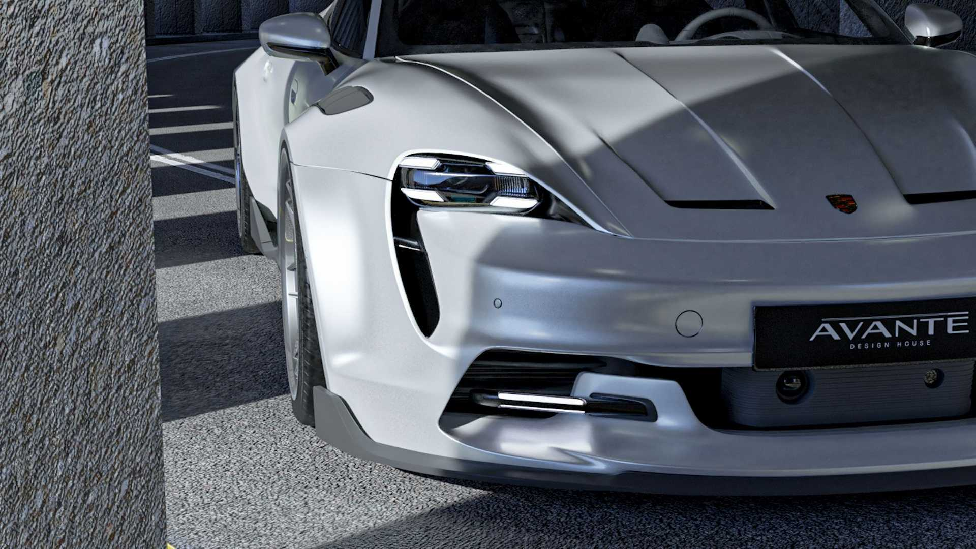Porsche-Taycan-by-Avante-Design-9