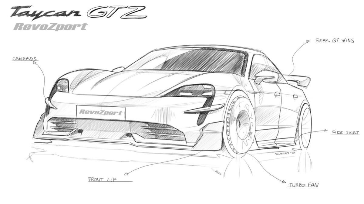 Porsche-Taycan-by-RevoZport-9