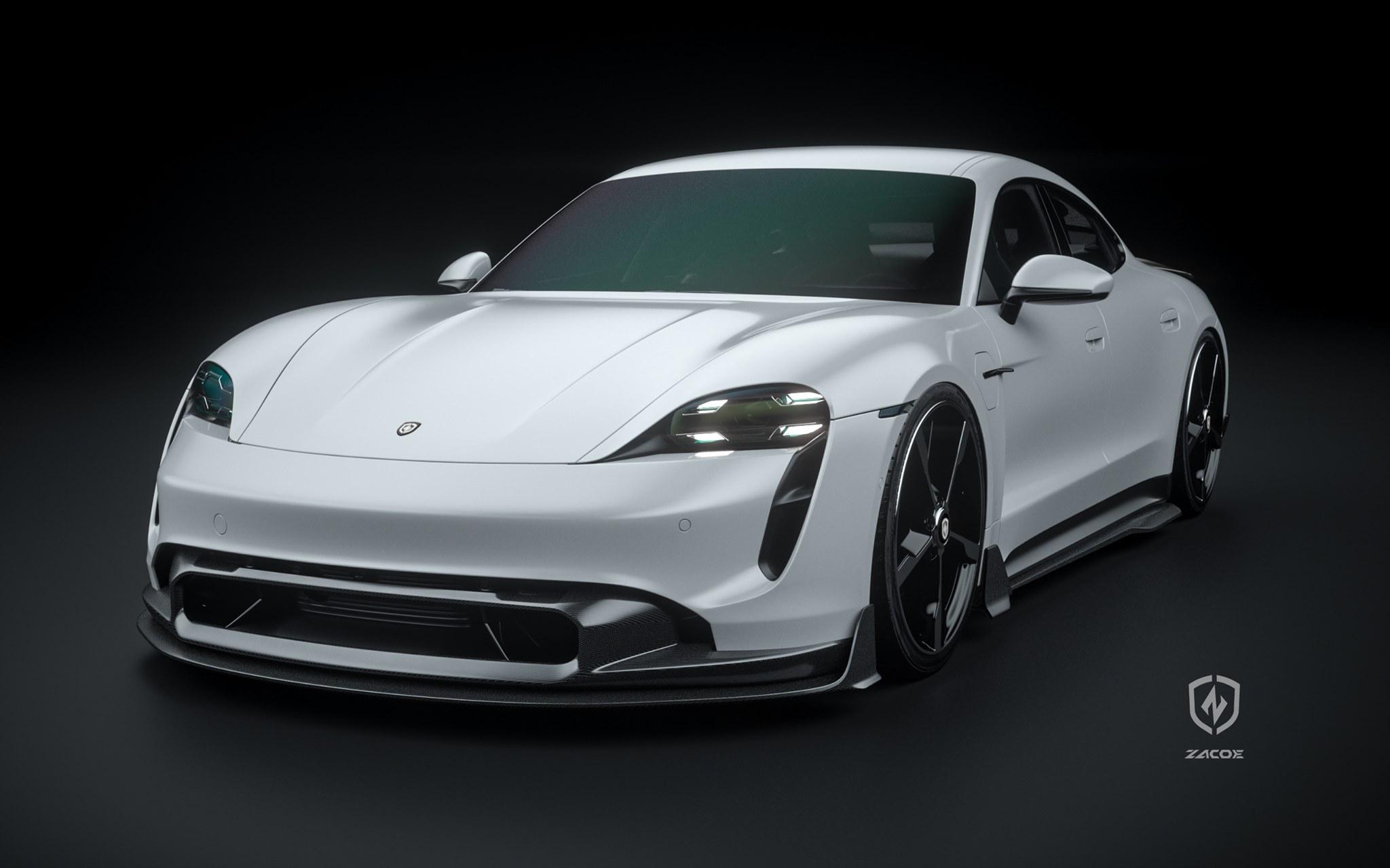 Porsche-Taycan-by-Zacoe-1